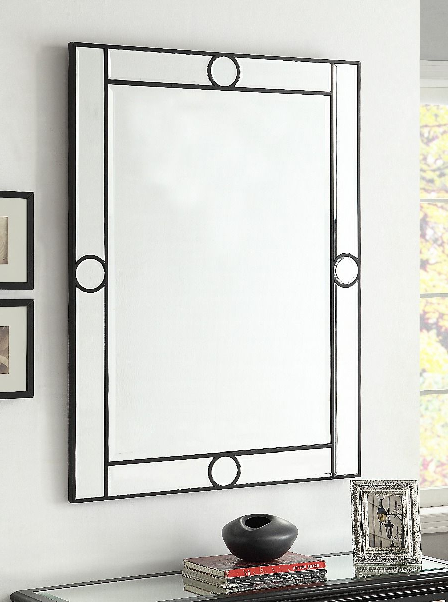 Henley Rectangular Wall Mirror In Well Liked Rectangle Wall Mirrors (Gallery 20 of 20)