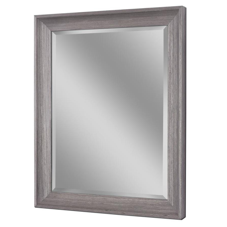 Hervorragend Beveled Wall Mirrors For Extra Sri Large Garden Set In Well Known Gray Wall Mirrors (View 18 of 20)