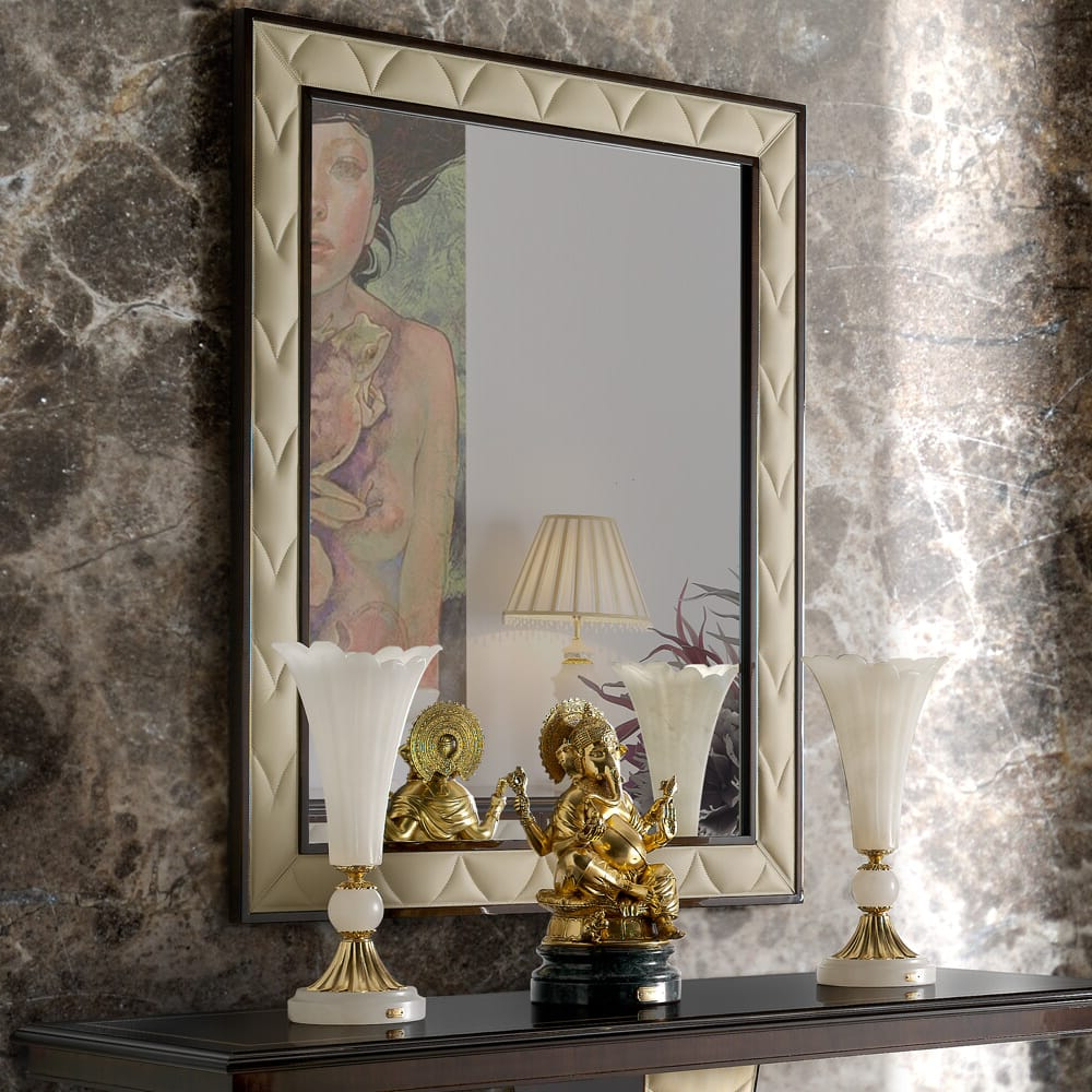 High End Wall Mirrors Within Recent High End Art Deco Inspired Designer Wall Mirror (View 4 of 20)