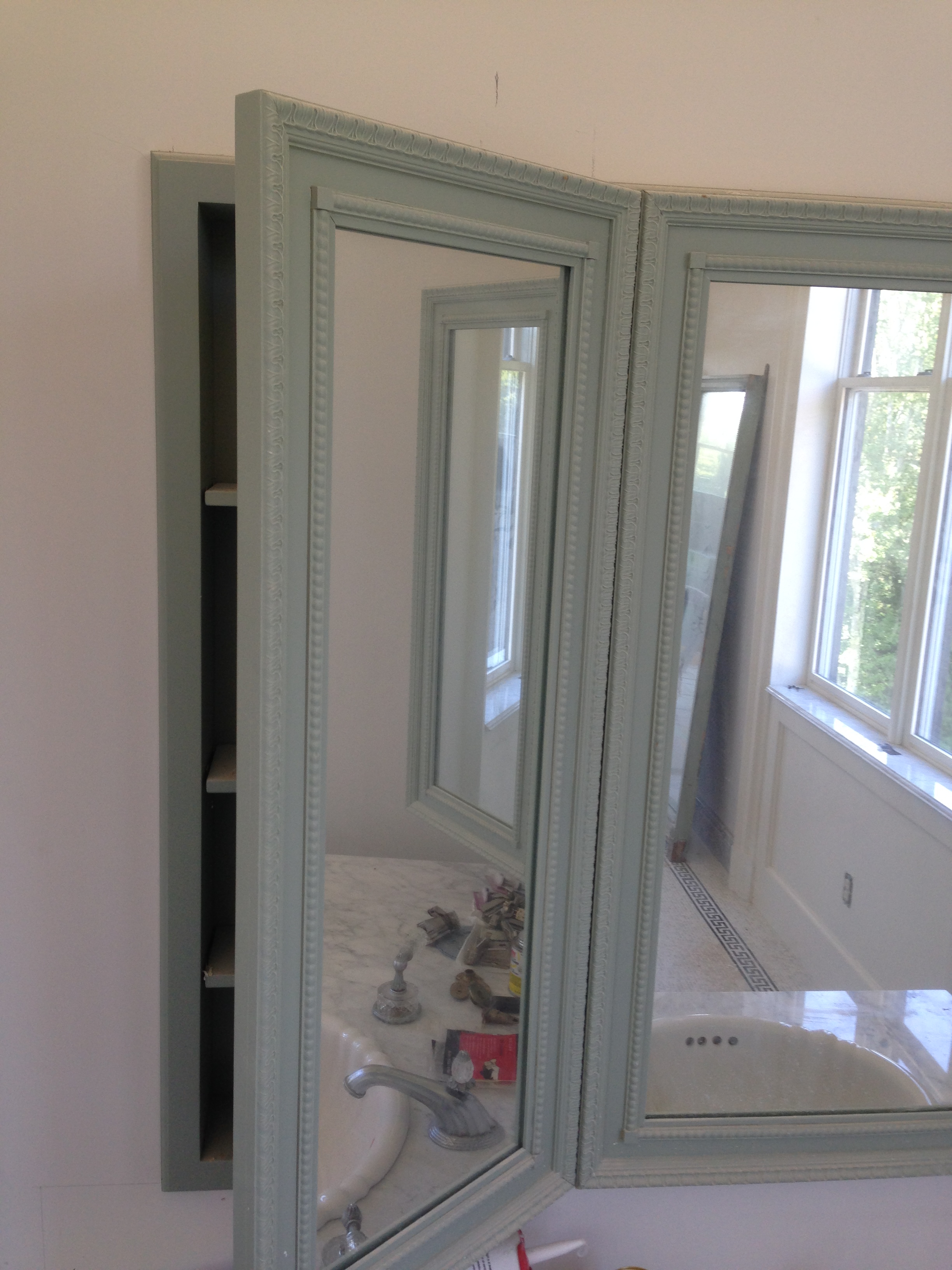 Featured Photo of Hinged Wall Mirrors