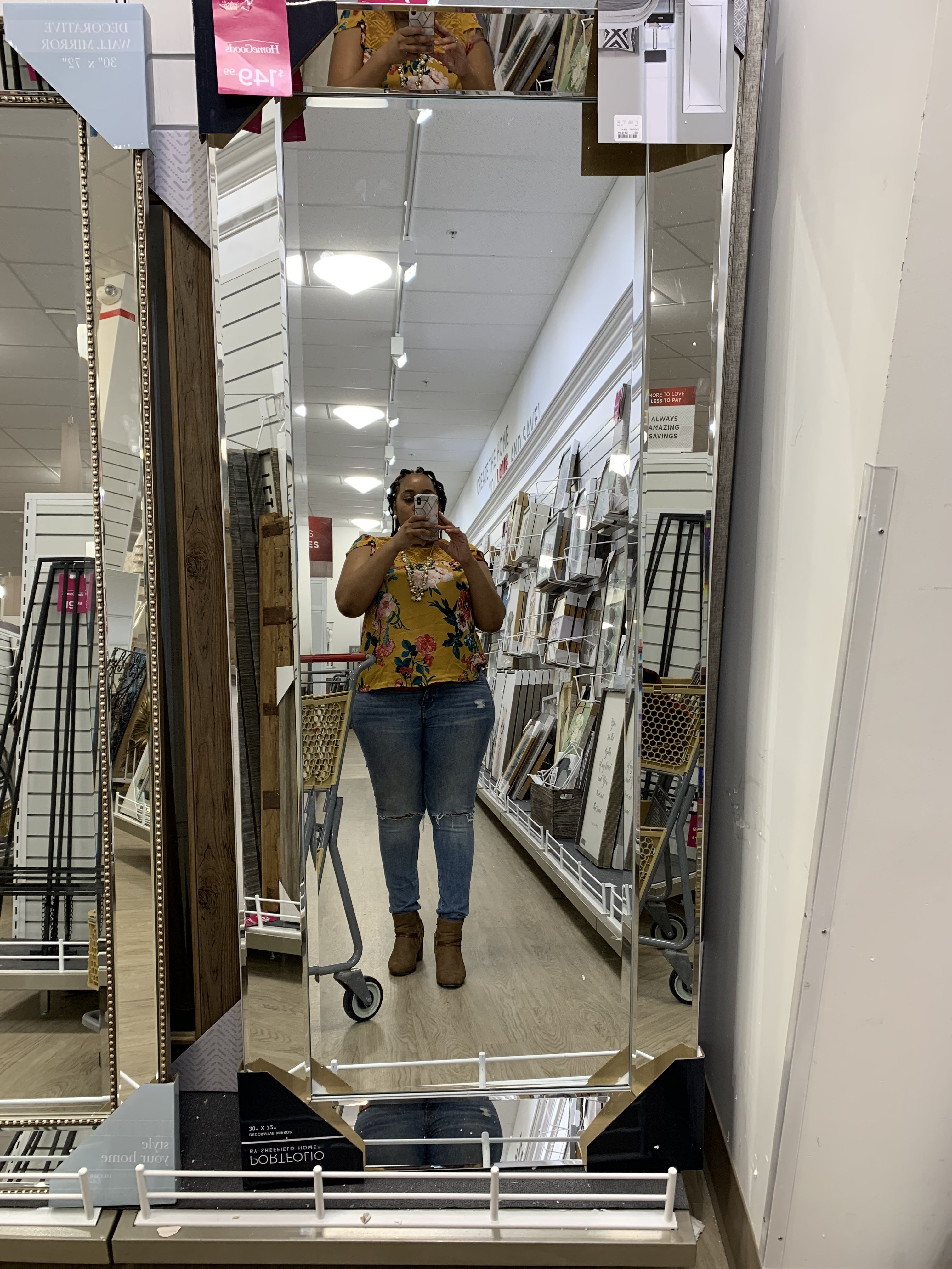 Home Appliances, Floor Mirror, Home Goods With Home Goods Wall Mirrors (Gallery 16 of 20)
