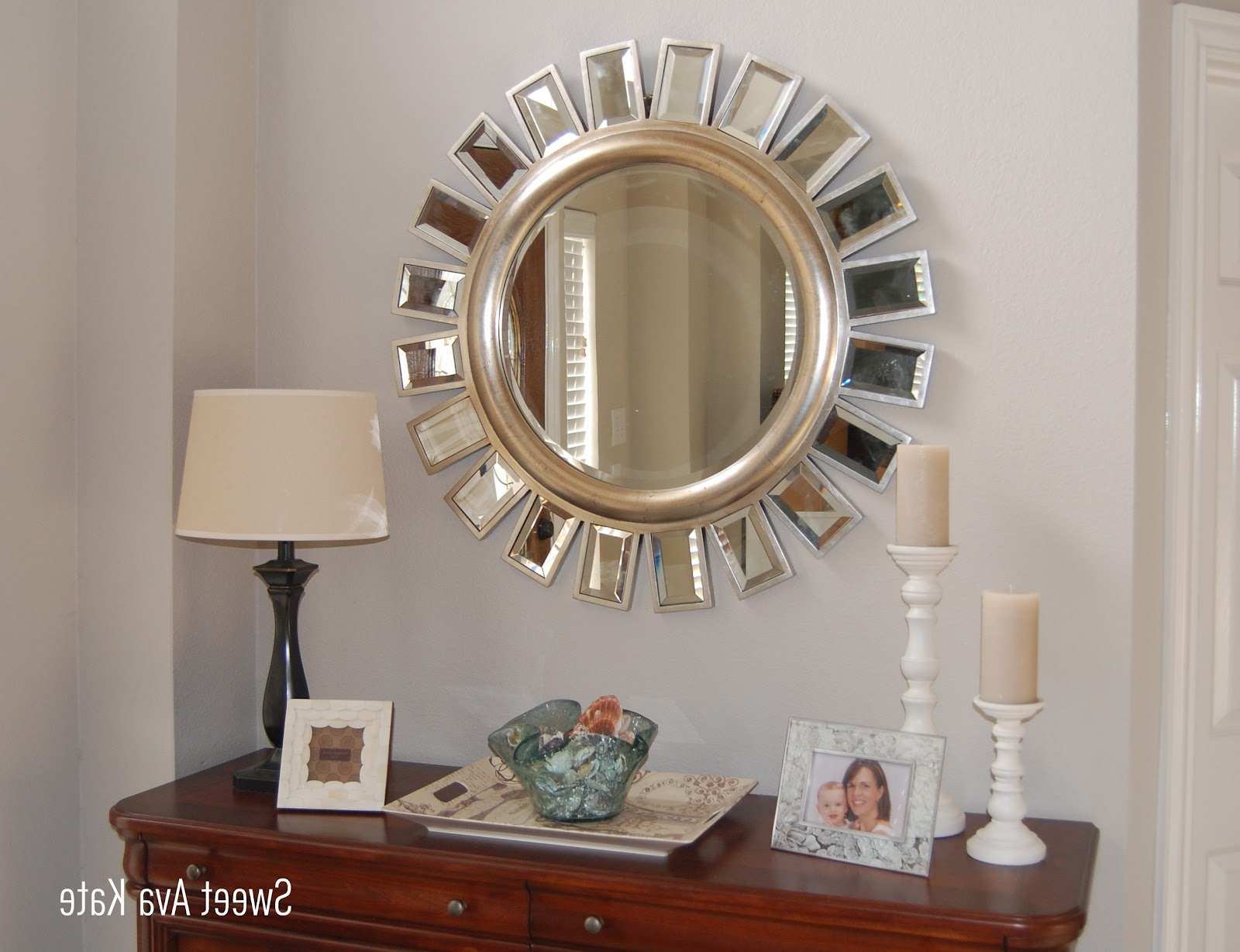 Home Goods Wall Mirrors Regarding Preferred Home Goods Wall Mirrors (Gallery 6 of 20)