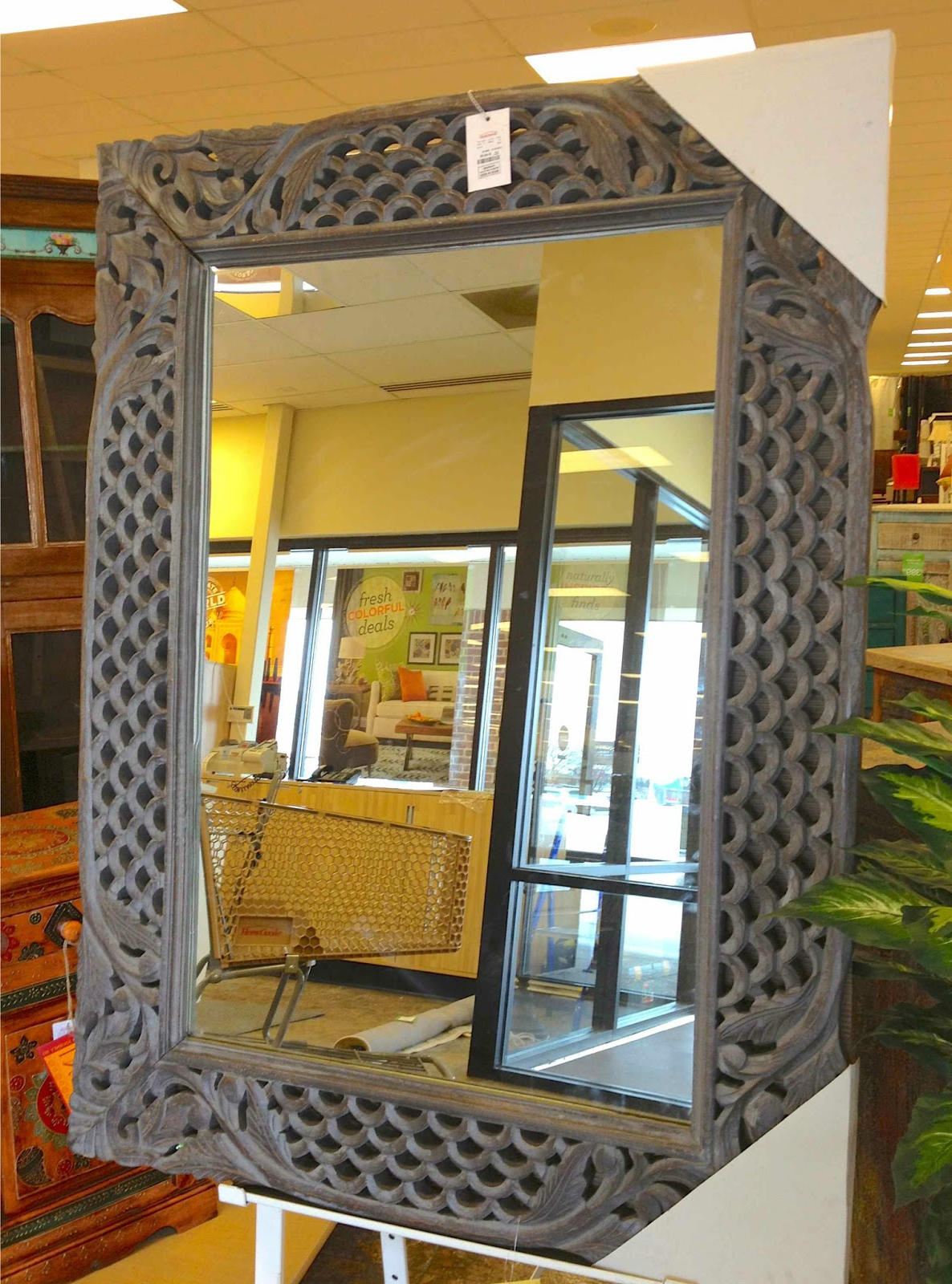 Home Goods Wall Mirrors With Regard To Popular Home Goods Wall Mirrors (Gallery 5 of 20)