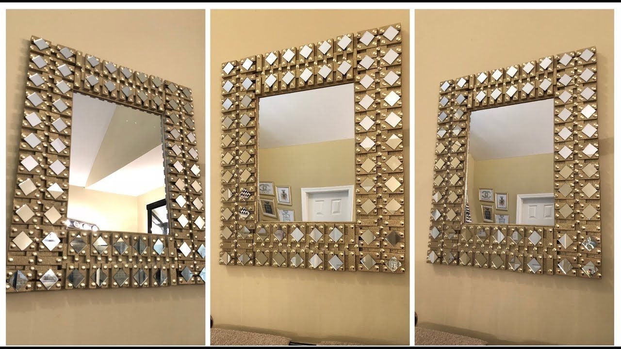 Home Saver With Diy Wall Mirrors (Gallery 8 of 20)