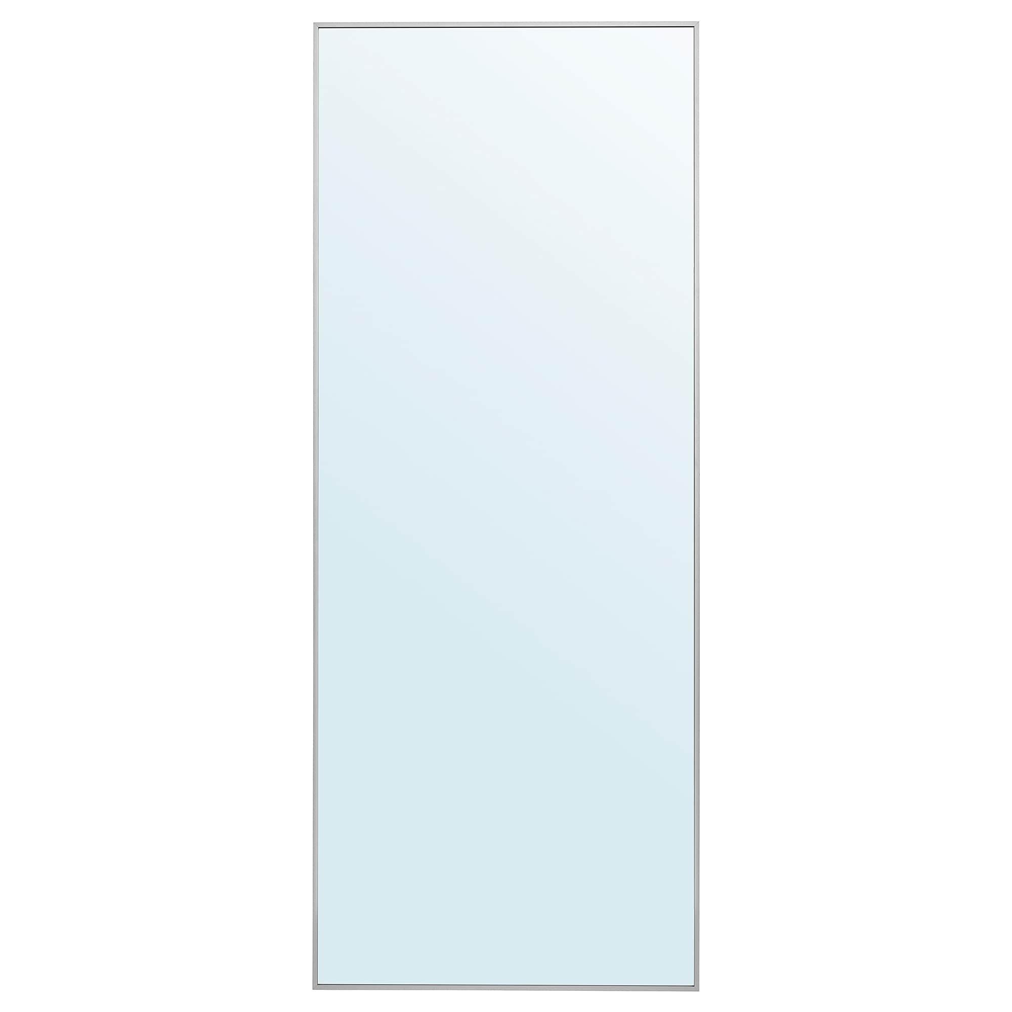 Hovet – Mirror, Aluminum Regarding Preferred Ikea Long Wall Mirrors (Gallery 19 of 20)