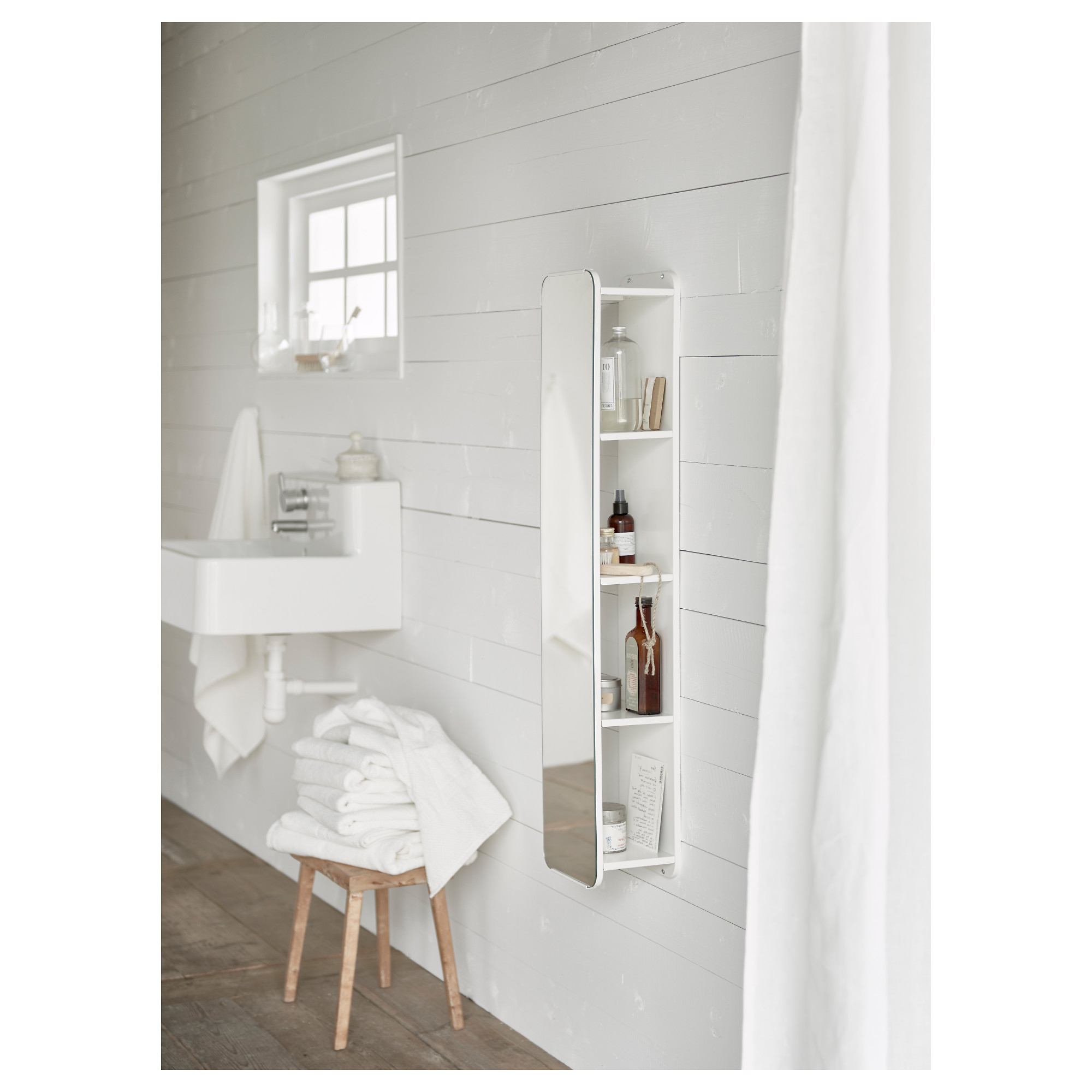 Ikea Bathroom For Well Known Ikea Wall Mirrors (View 8 of 20)