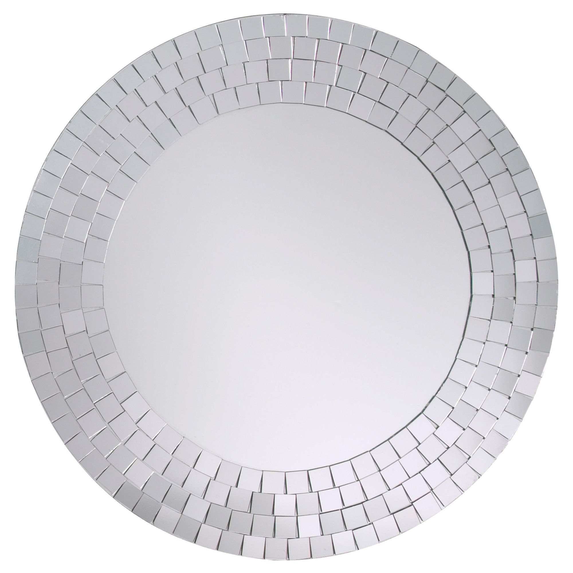 Ikea Round Wall Mirrors Regarding Famous Ikea Tranby Mirror, Mirror Glass $ (View 2 of 20)