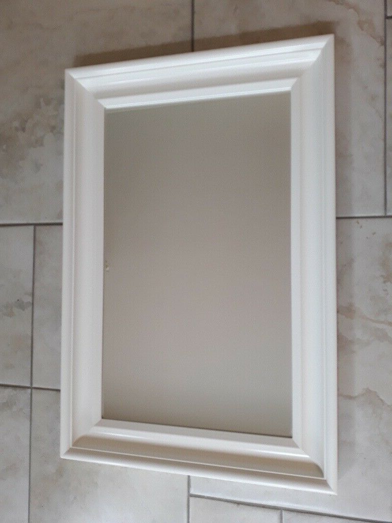 Ikea Wall Mirrors Throughout Widely Used Ikea Hemnes Wall Mirror – White (Gallery 13 of 20)