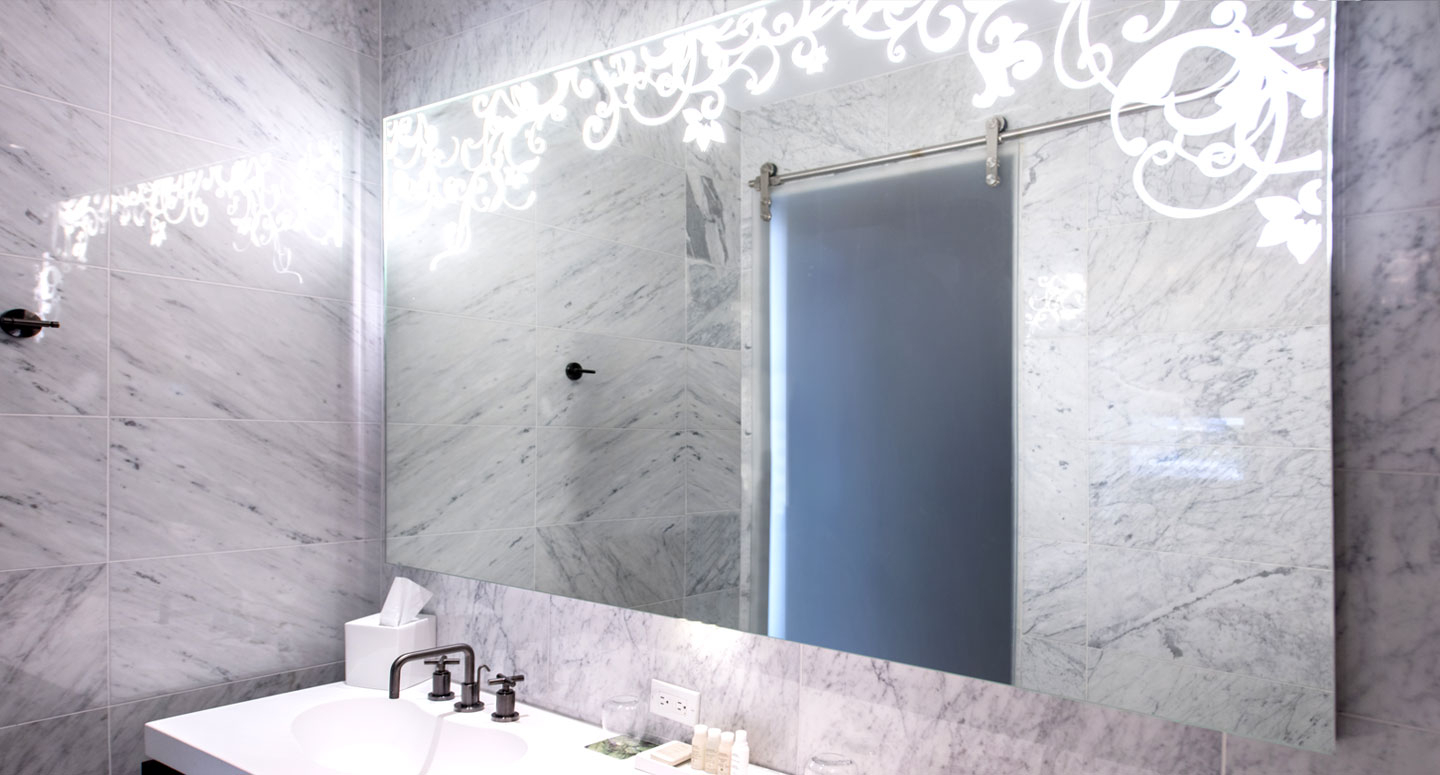 Illuminated Wall Mirrors Within Newest 33 Most Brilliant Illuminated Wall Mirror Led Lights Big (Gallery 16 of 20)