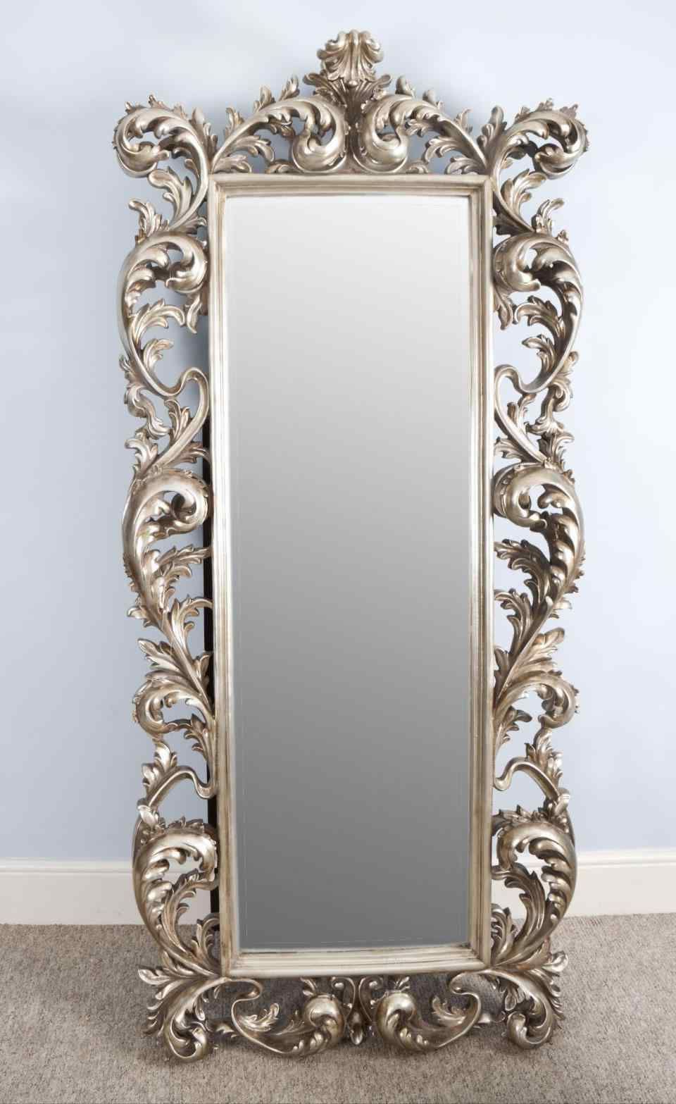 Incredible 14 Amazing Big Fancy Mirrors Design For Your Home Regarding Best And Newest Fancy Wall Mirrors (View 3 of 20)