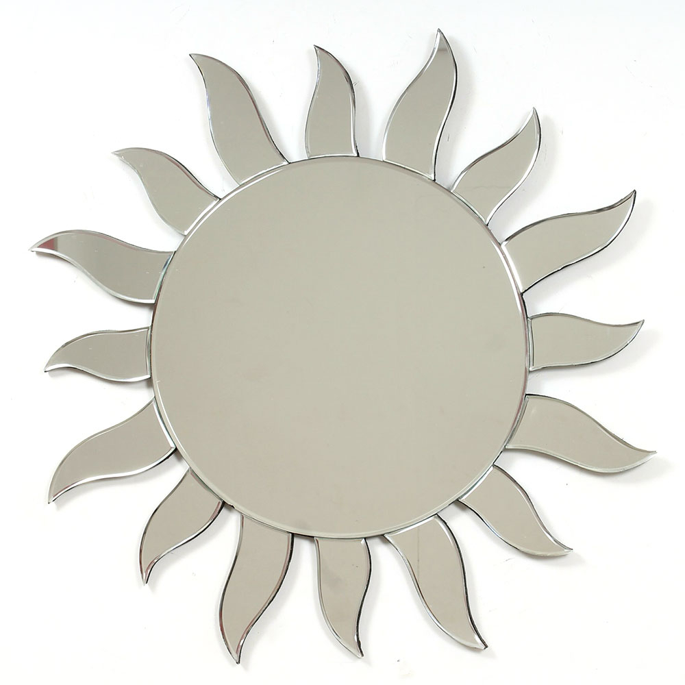 Indianshelf With Most Current Sun Shaped Wall Mirrors (View 7 of 20)