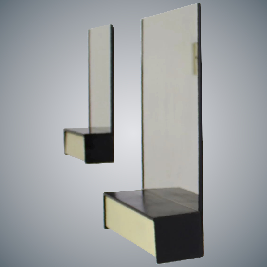 Industrial Wall Mirrors With Small Storage Inside Well Known Industrial Wall Mirrors (View 13 of 20)