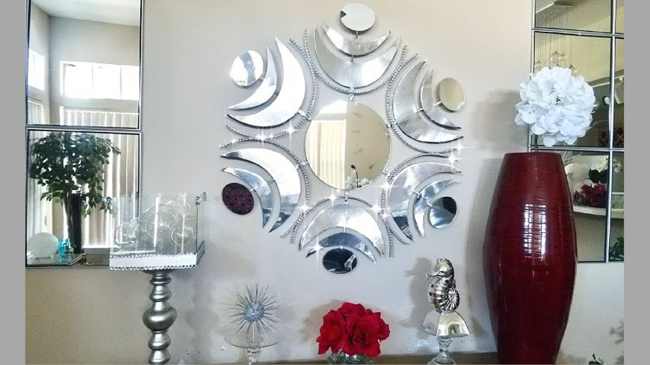 Inexpensive Large Wall Mirrors Pertaining To Trendy Diy Large Wall Mirror Design (View 6 of 20)
