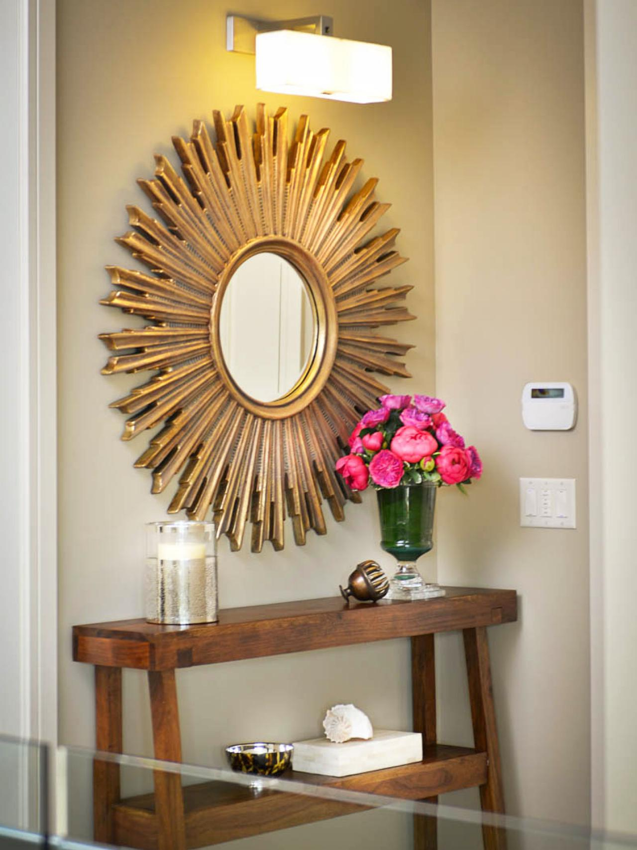 Inspirations: Beautiful Sunburst Mirrors For Unique Home Accessories In Preferred Large Sunburst Wall Mirrors (View 6 of 20)
