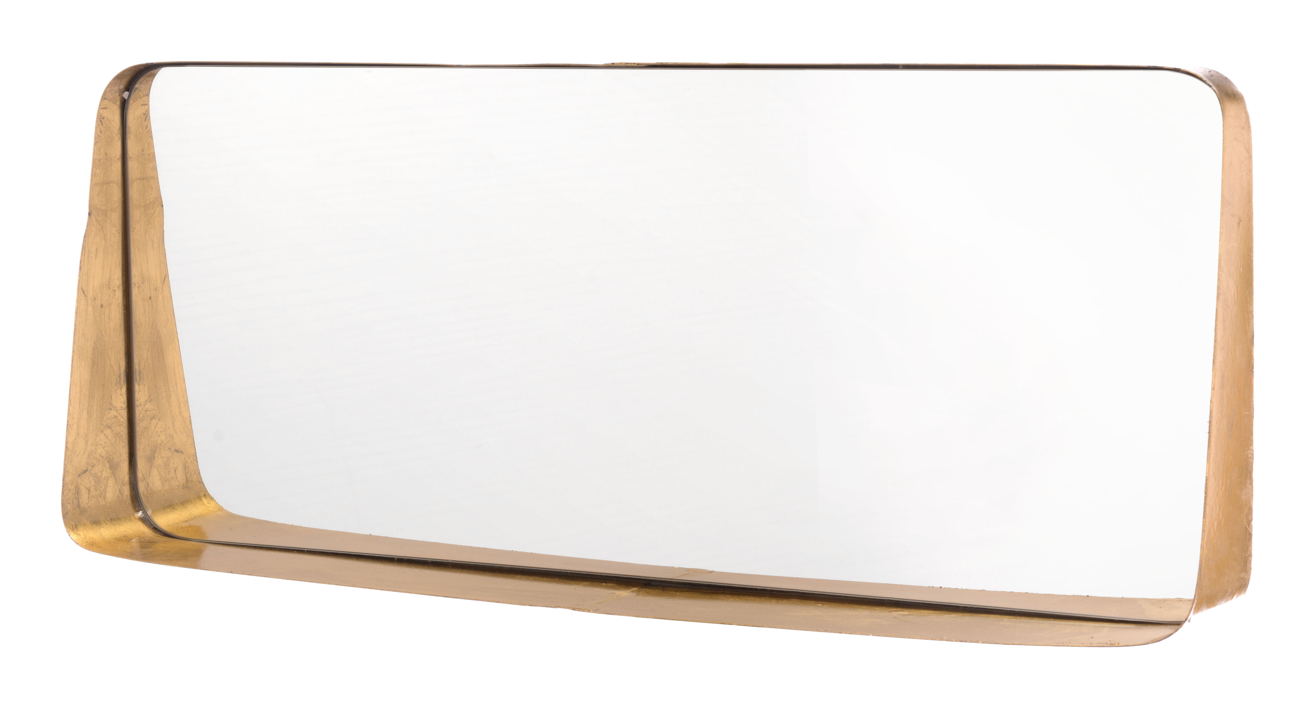 Issifu Accent Mirror In Most Up To Date Lugo Rectangle Accent Mirrors (View 9 of 20)