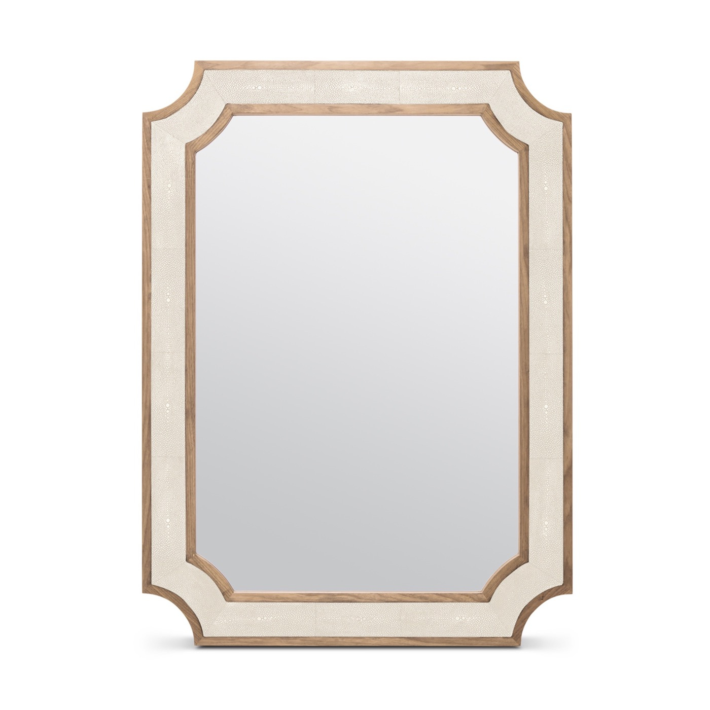 Ivory Throughout Most Current Ivory Wall Mirrors (View 8 of 20)