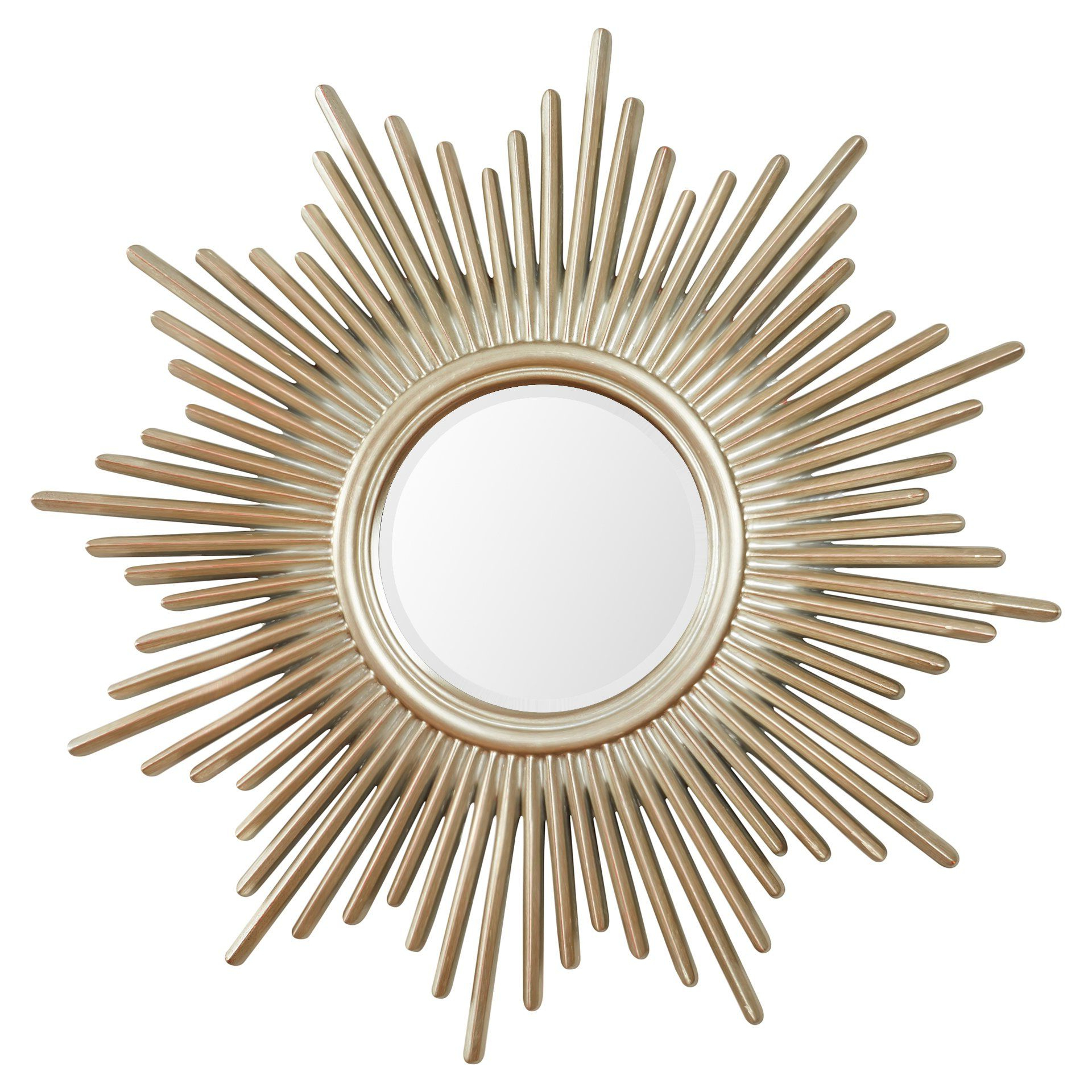 Josephson Starburst Glam Beveled Accent Wall Mirror (Gallery 5 of 20)