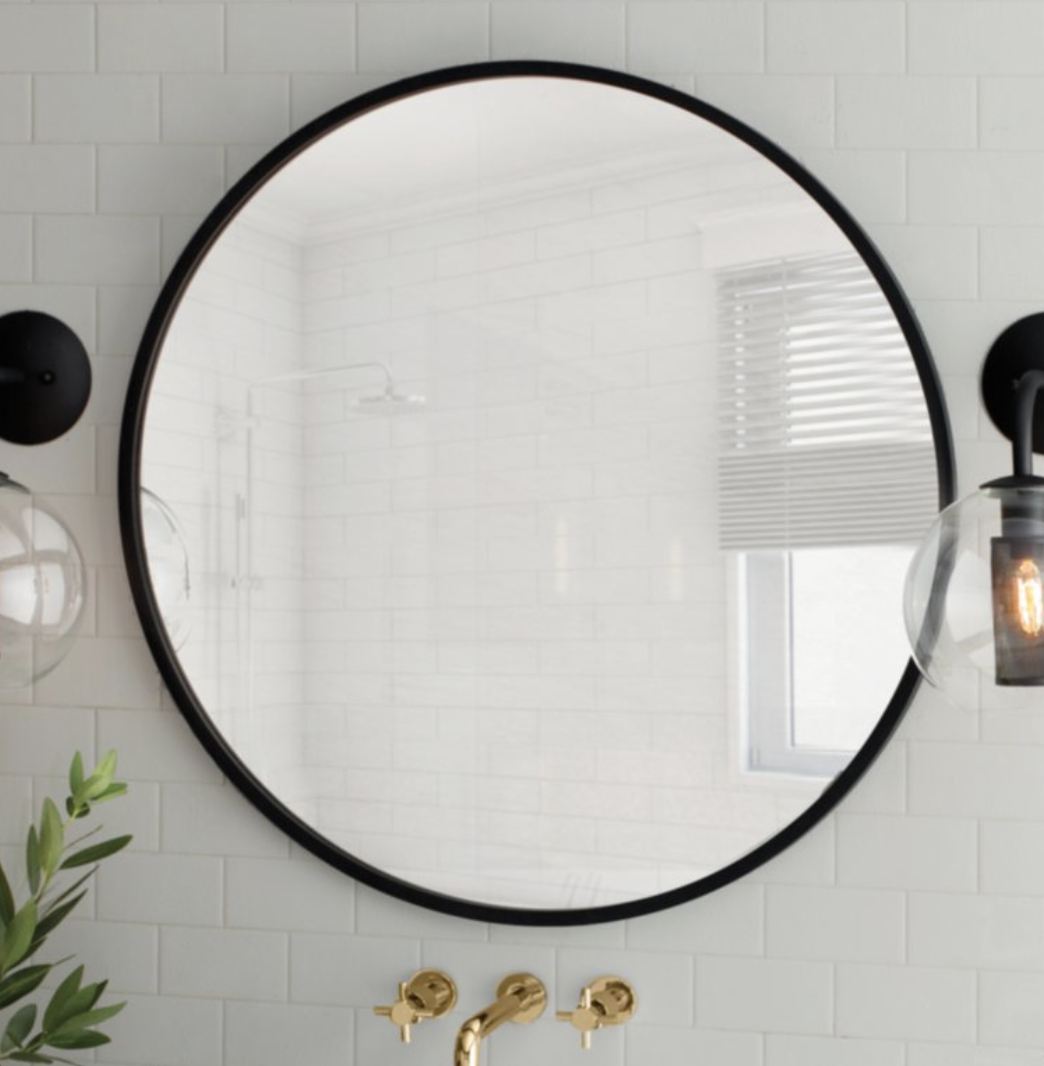 Kayden Accent Mirrors In Newest Hub Modern And Contemporary Accent Mirror In  (View 10 of 20)