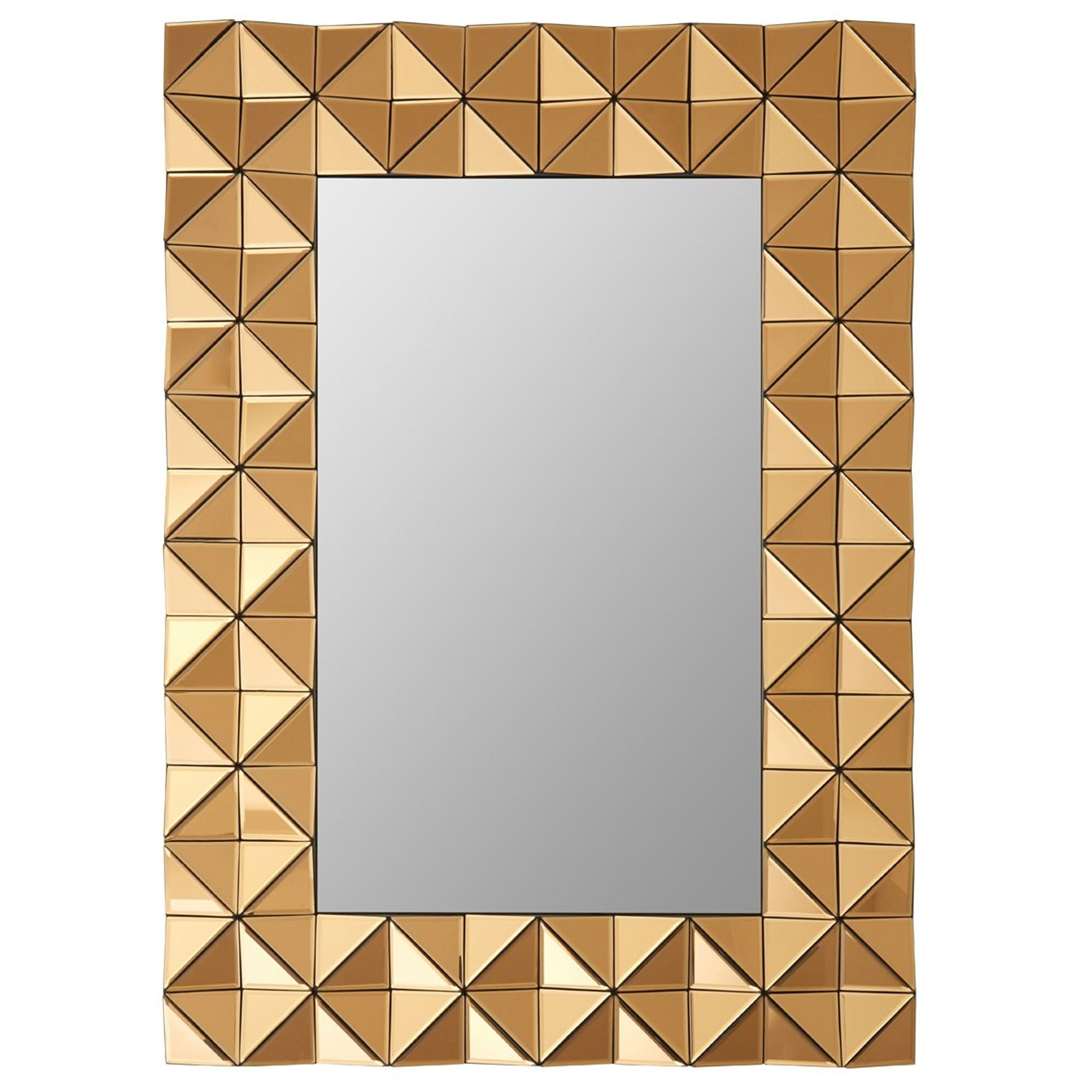 Kensington Townhouse Copper Wall Mirror In Preferred Copper Wall Mirrors (View 7 of 20)