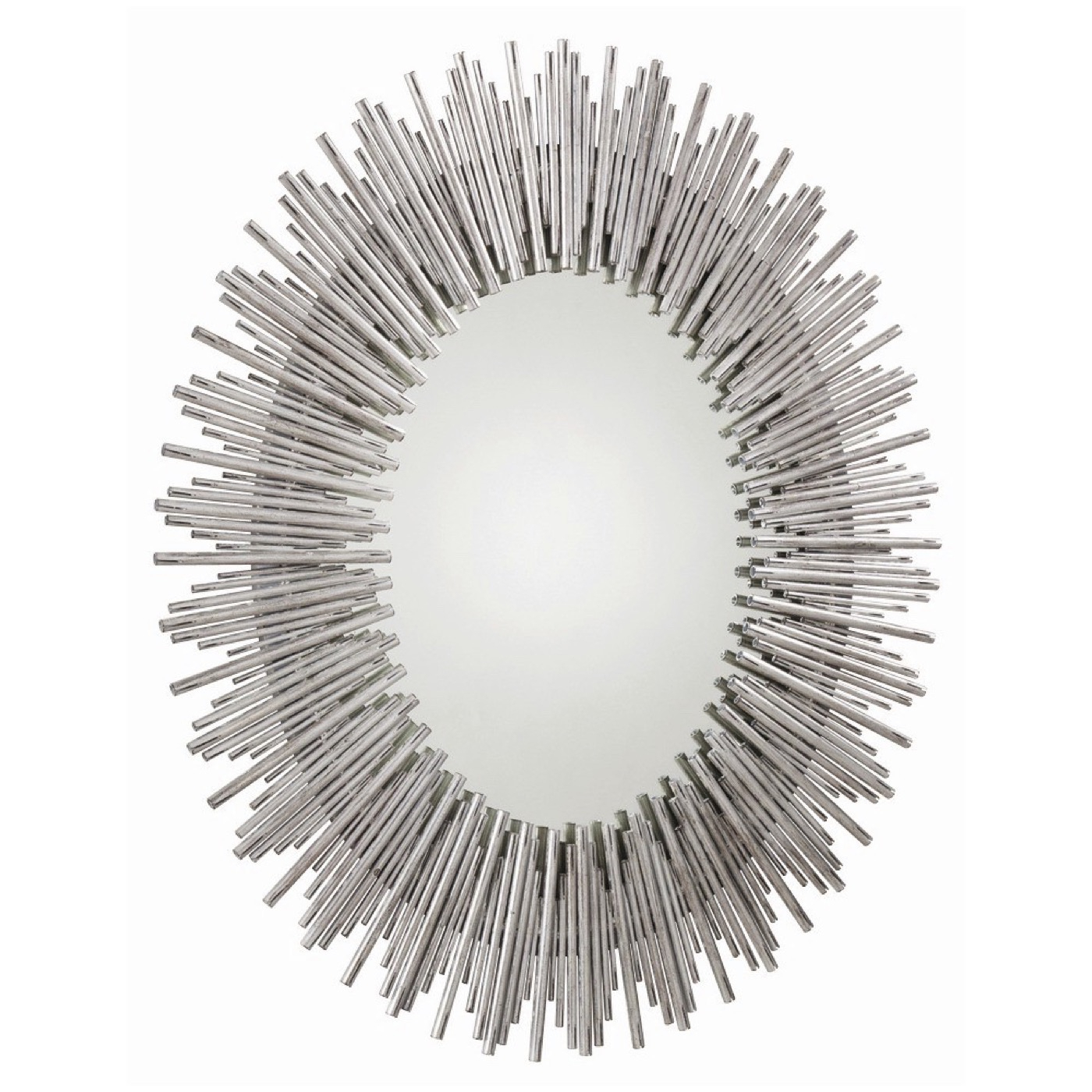 Kentwood Round Wall Mirrors Pertaining To Most Current Kentwood Oval Wall Mirror (View 11 of 20)