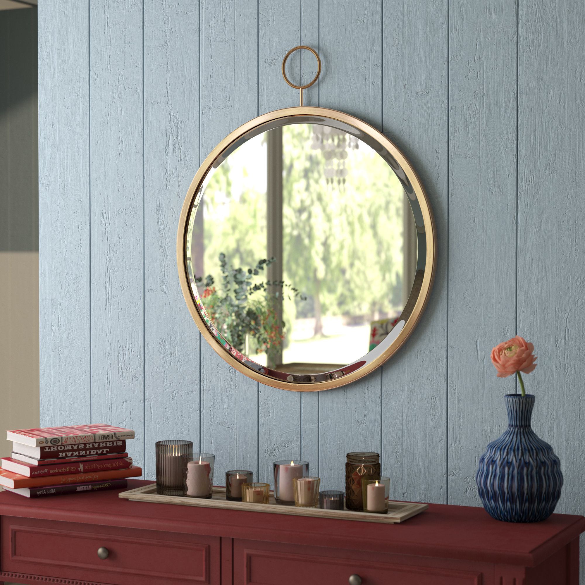 Kinley Accent Mirrors With Regard To Trendy Accent Mirror (View 11 of 20)