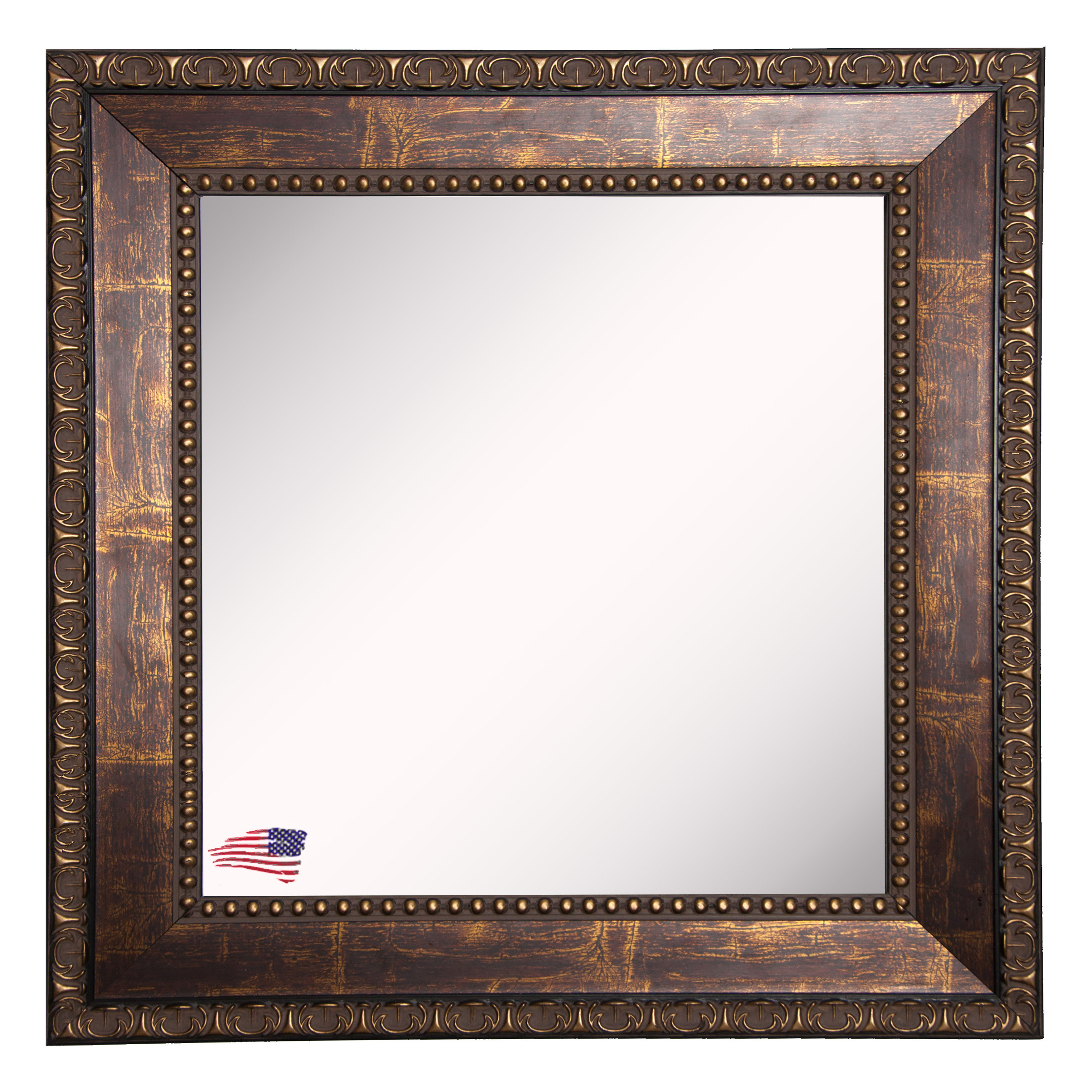 Kristy Rectangular Beveled Vanity Mirrors In Distressed Intended For Widely Used Roman Modern Bathroom/vanity Mirror (View 11 of 20)