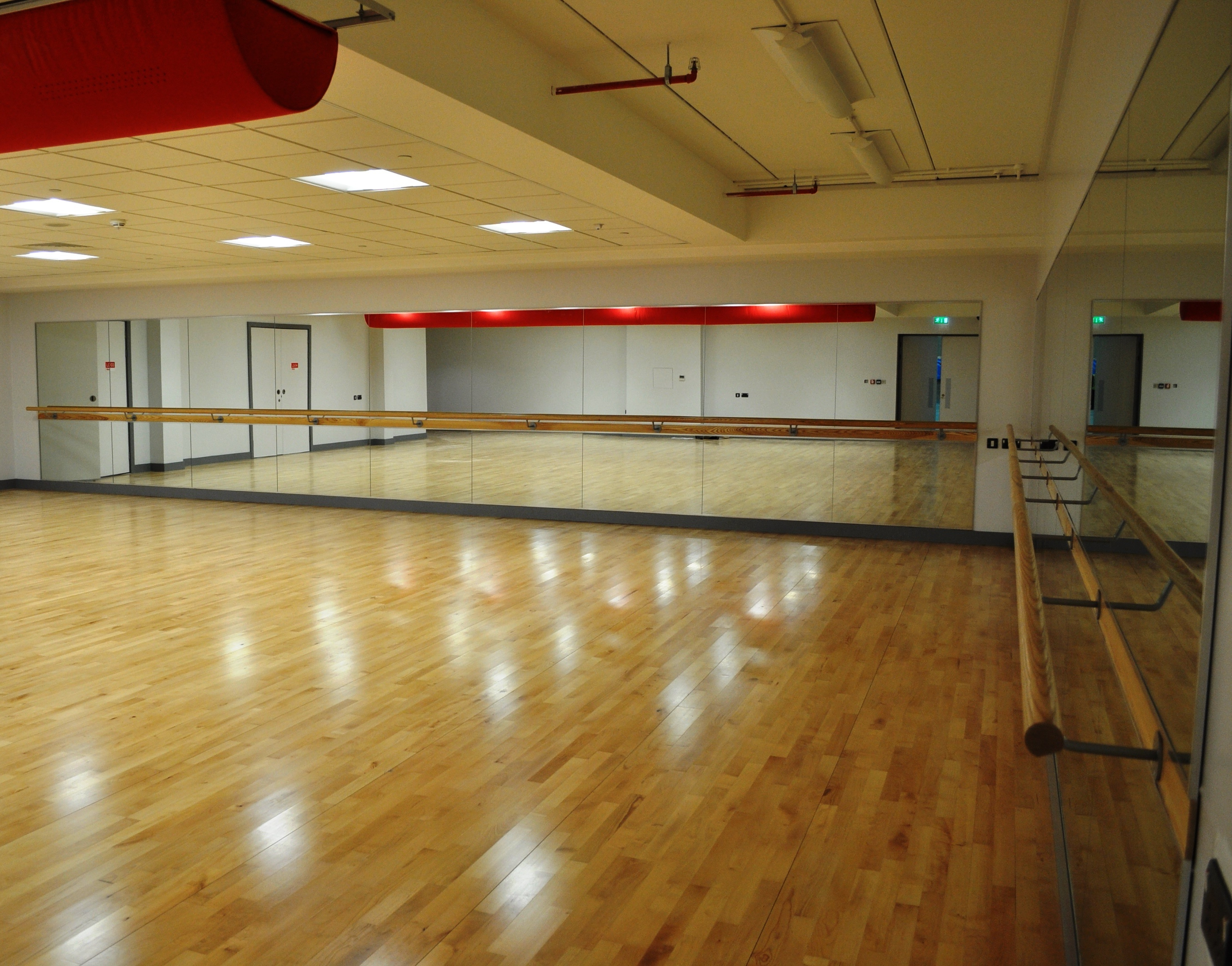 Large Gym Mirrors – Wall Fixed Mirror Solutions – Glass Installations Pertaining To Latest Dance Wall Mirrors (View 5 of 20)