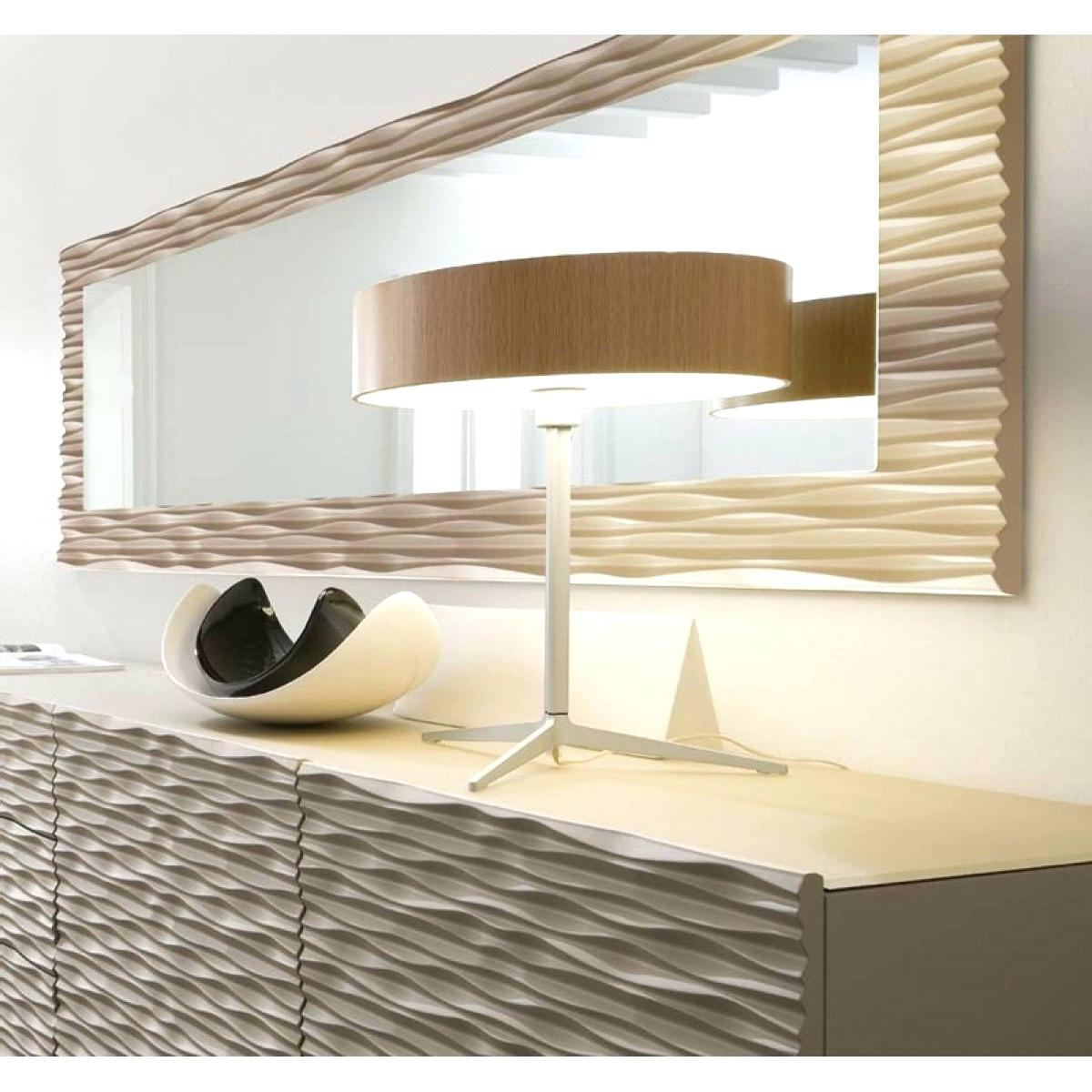 Large Modern Wall Mirrors With 2020 Large Modern Mirror – Besence (View 17 of 20)