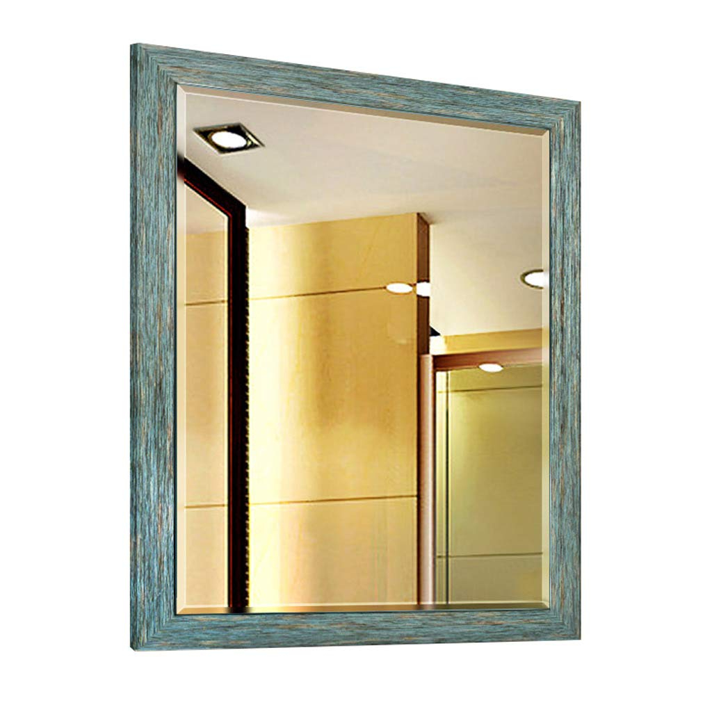 Large Plastic Wall Mirrors For Popular Amazon: Dafei Bathroom Wall Mirror, 450600mm Large (View 7 of 20)
