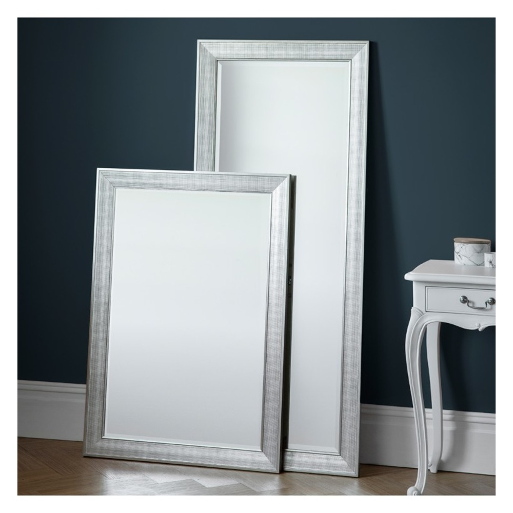 Large Rectangular Wall Mirrors Within 2019 Ainsworth Large Rectangle Mirror (Gallery 1 of 20)