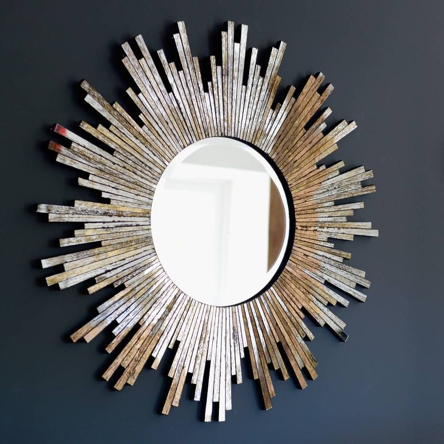 Featured Photo of Large Sunburst Wall Mirrors