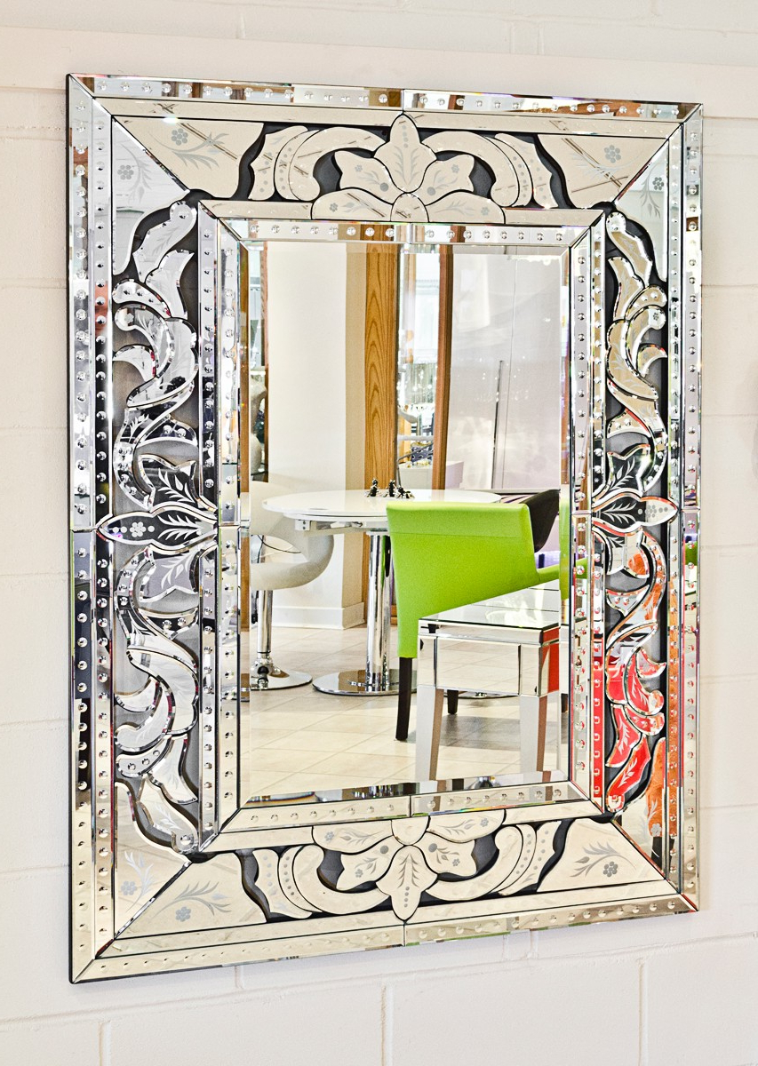 Featured Photo of Large Venetian Wall Mirrors