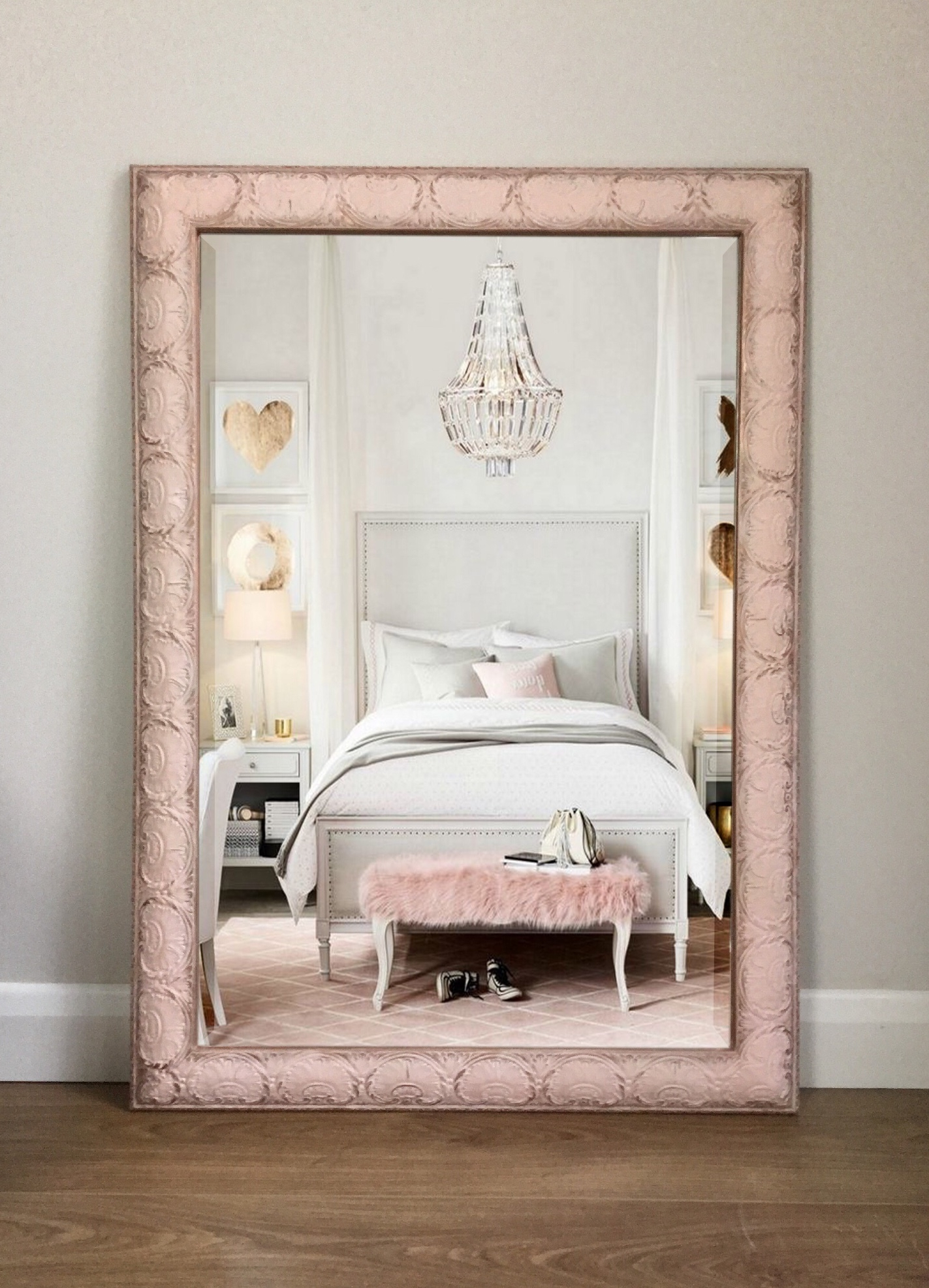 Featured Photo of Painted Wall Mirrors
