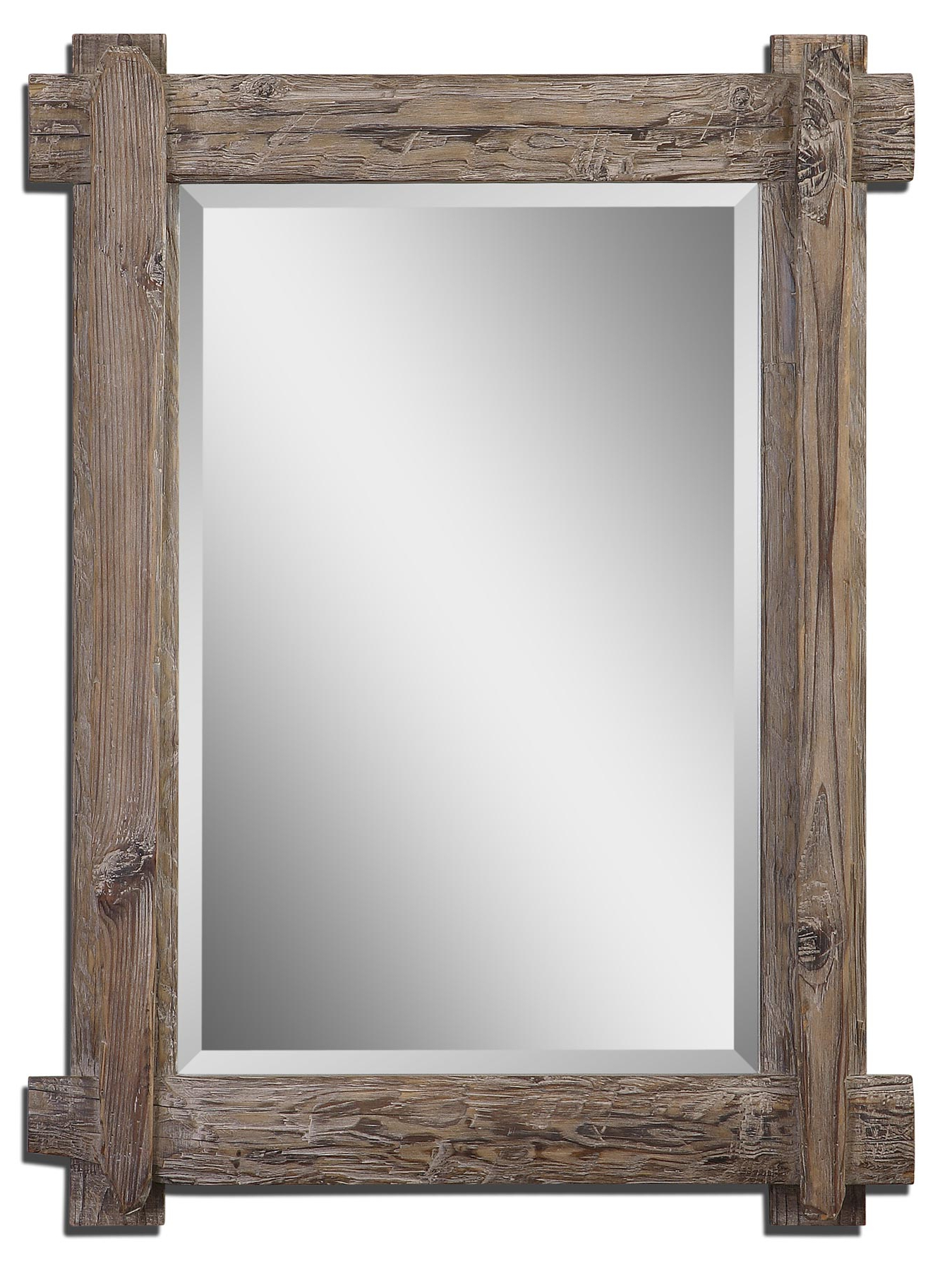 Large Wood Framed Wall Mirrors Regarding Famous Wood Framed Wall Mirrors V Sanctuarycom Unfinished 43X32 Mirror (View 20 of 20)