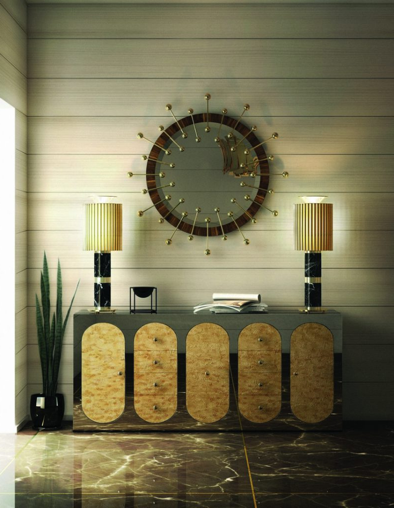 Latest 10 Mid Century Modern Wall Mirrors For An Exceptional Home Decor Within Mid Century Modern Wall Mirrors (Gallery 2 of 20)