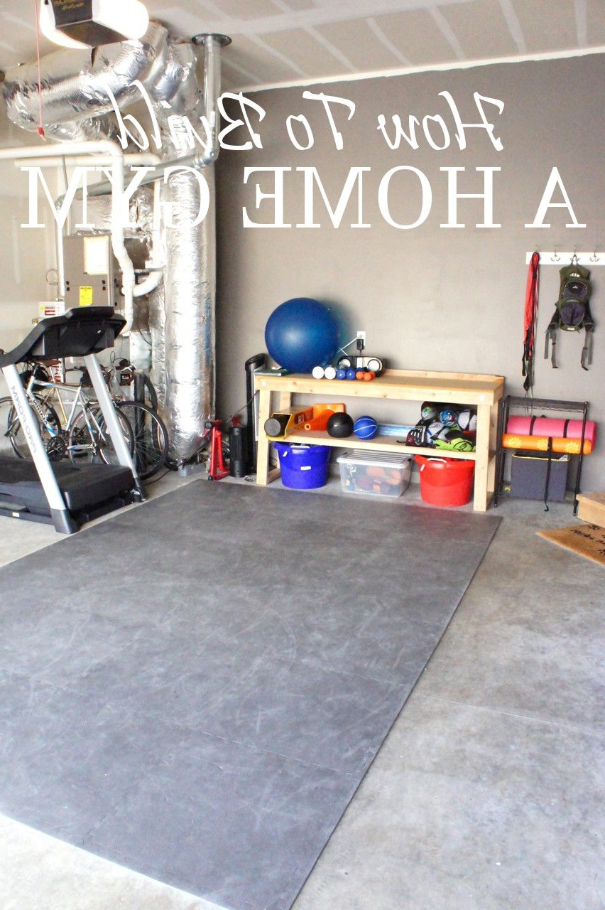 Latest Build A Home Gym On Any Budget! (Gallery 8 of 20)