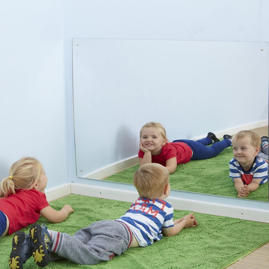 Latest Children Wall Mirrors Intended For Acrylic Large Safety Mirror,sensory Wall Mirror,childrens Safety (View 6 of 20)