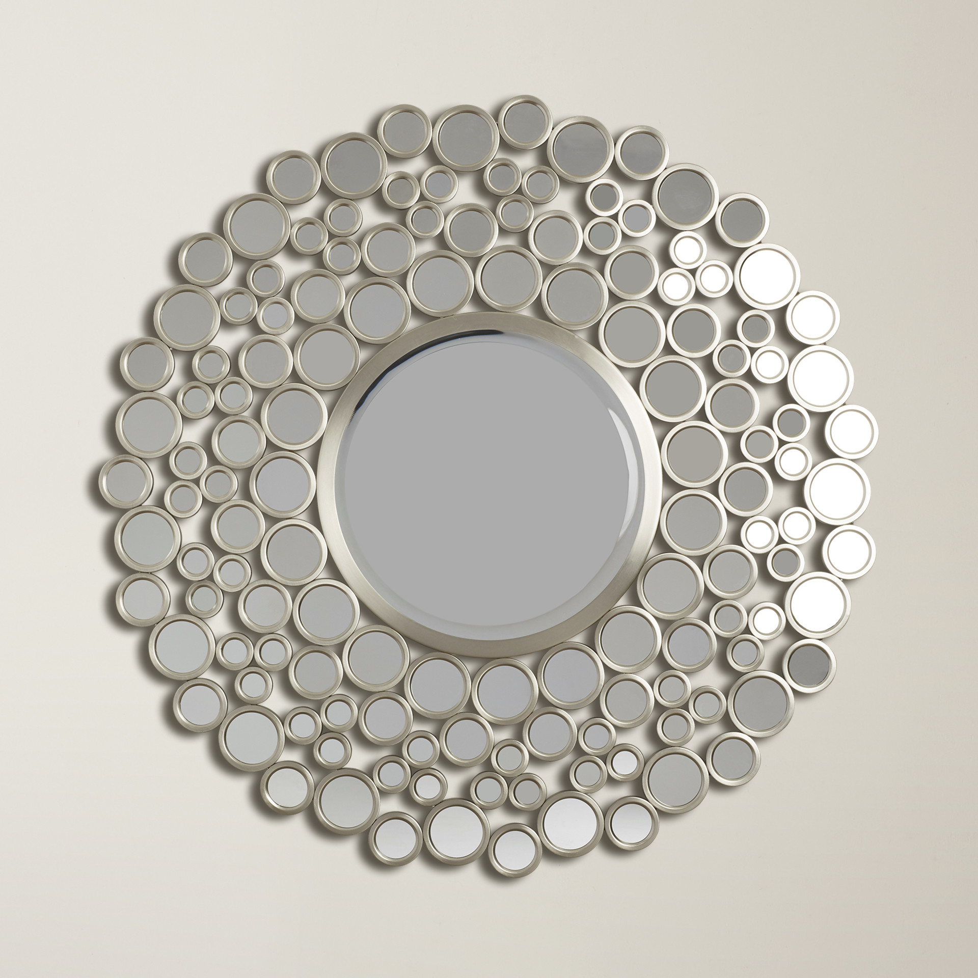 Latest Circle Wall Mirror – Pmpresssecretariat Throughout Kentwood Round Wall Mirrors (View 4 of 20)
