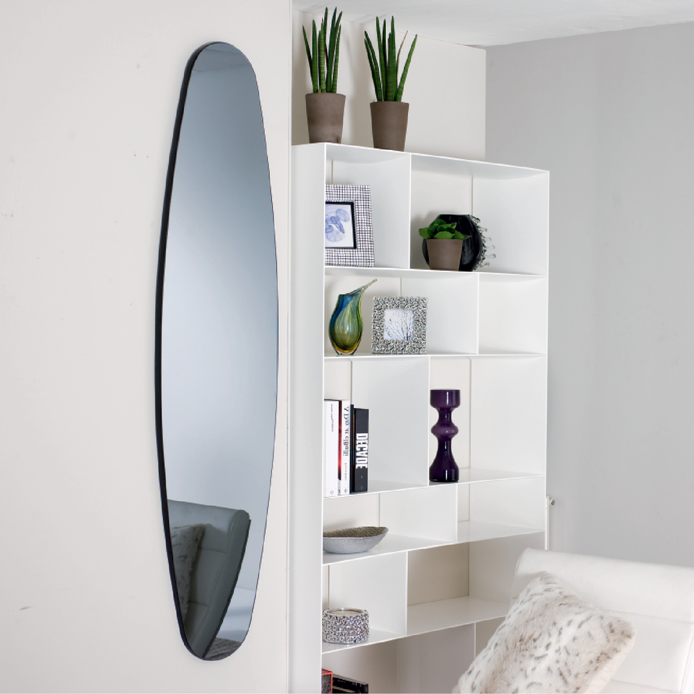Latest Frameless Full Length Wall Mirrors With Decorating: Outstanding Frameless Full Length Mirror Warm (View 10 of 20)