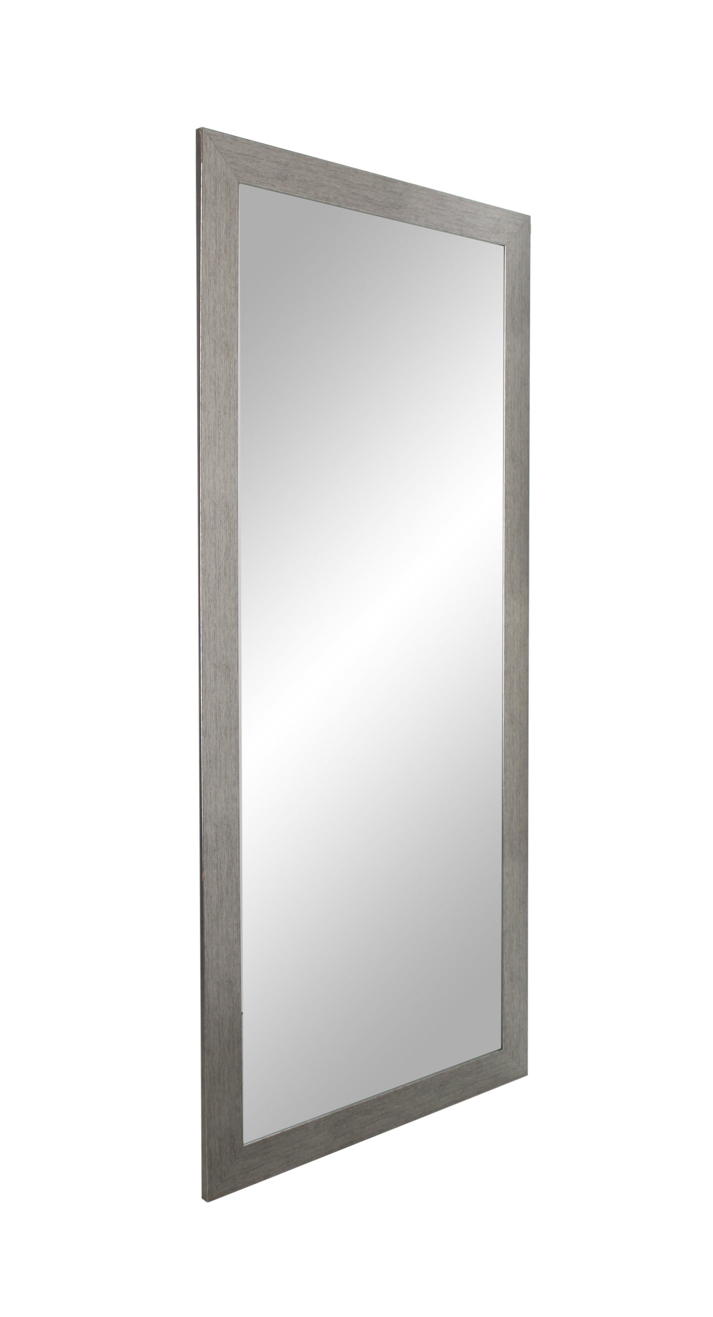Latest Giannone Grain Full Modern & Contemporary Length Mirror Inside Dalessio Wide Tall Full Length Mirrors (View 11 of 20)