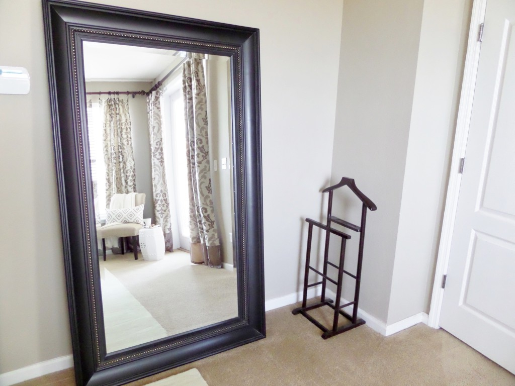 Latest Large Leaning Mirror Ideas For A Bedroom Dining Room Romantic Inside Leaning Mirrors (View 20 of 20)