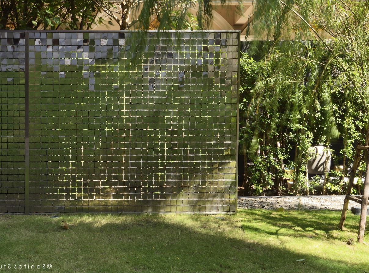 Latest Outdoor Mirrors For Gardens Nz Designs Using Outdoors Shower With Regard To Outdoor Garden Wall Mirrors (Gallery 10 of 20)