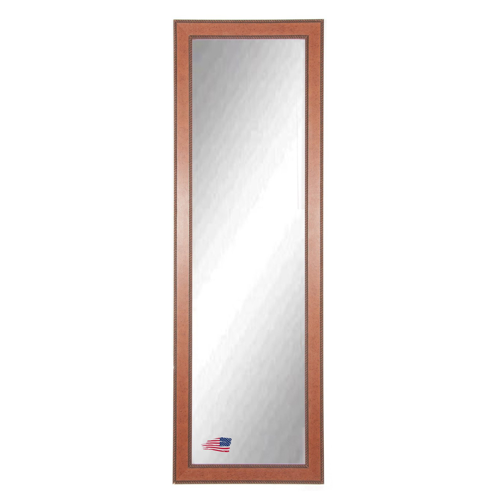 Latest Rayne Mirrors Western Rope Full Length Body Wall Mirror Pertaining To Full Size Wall Mirrors (Gallery 13 of 20)