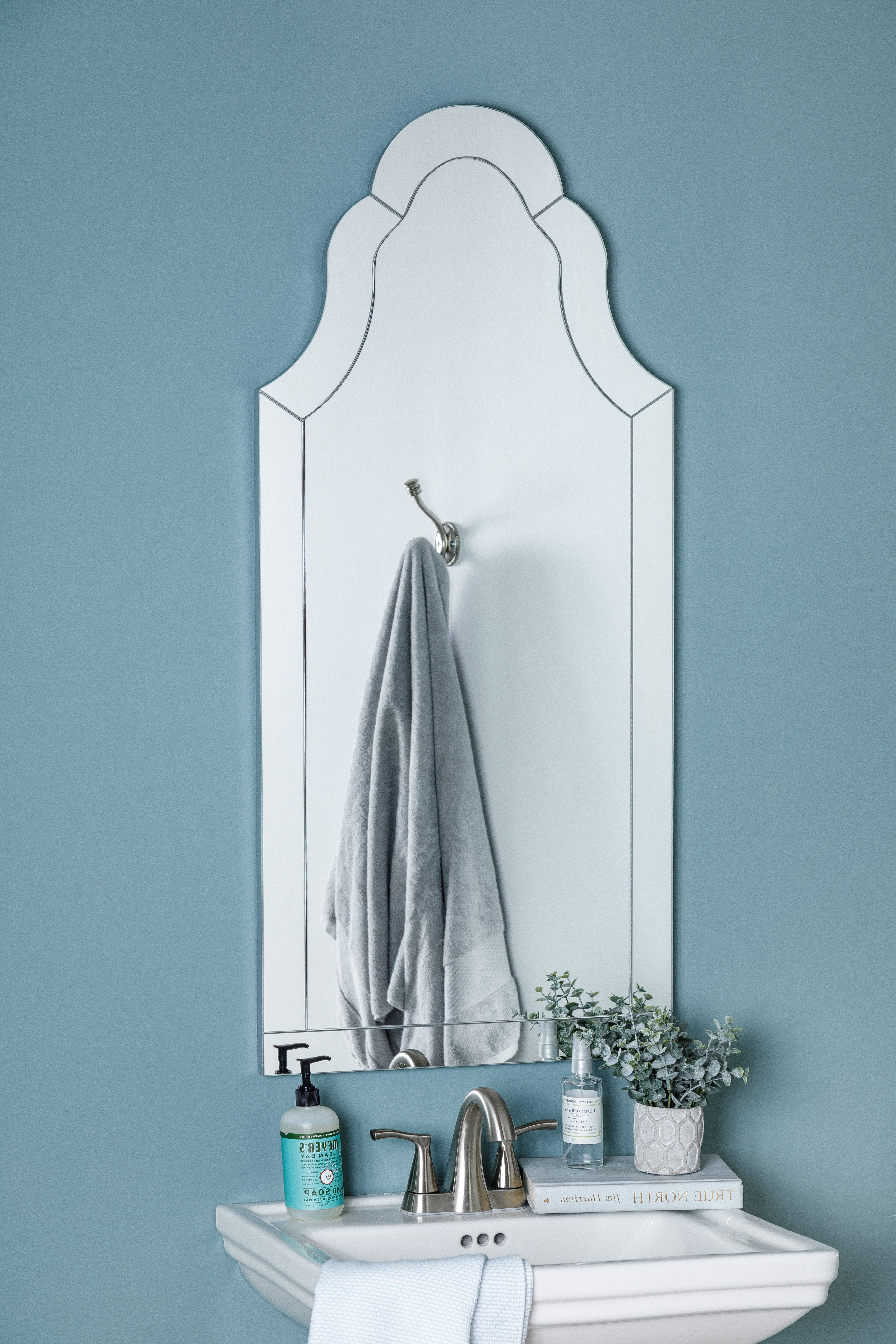 Latest Reba Accent Wall Mirrors In Arch Wall Mirror (Gallery 6 of 20)