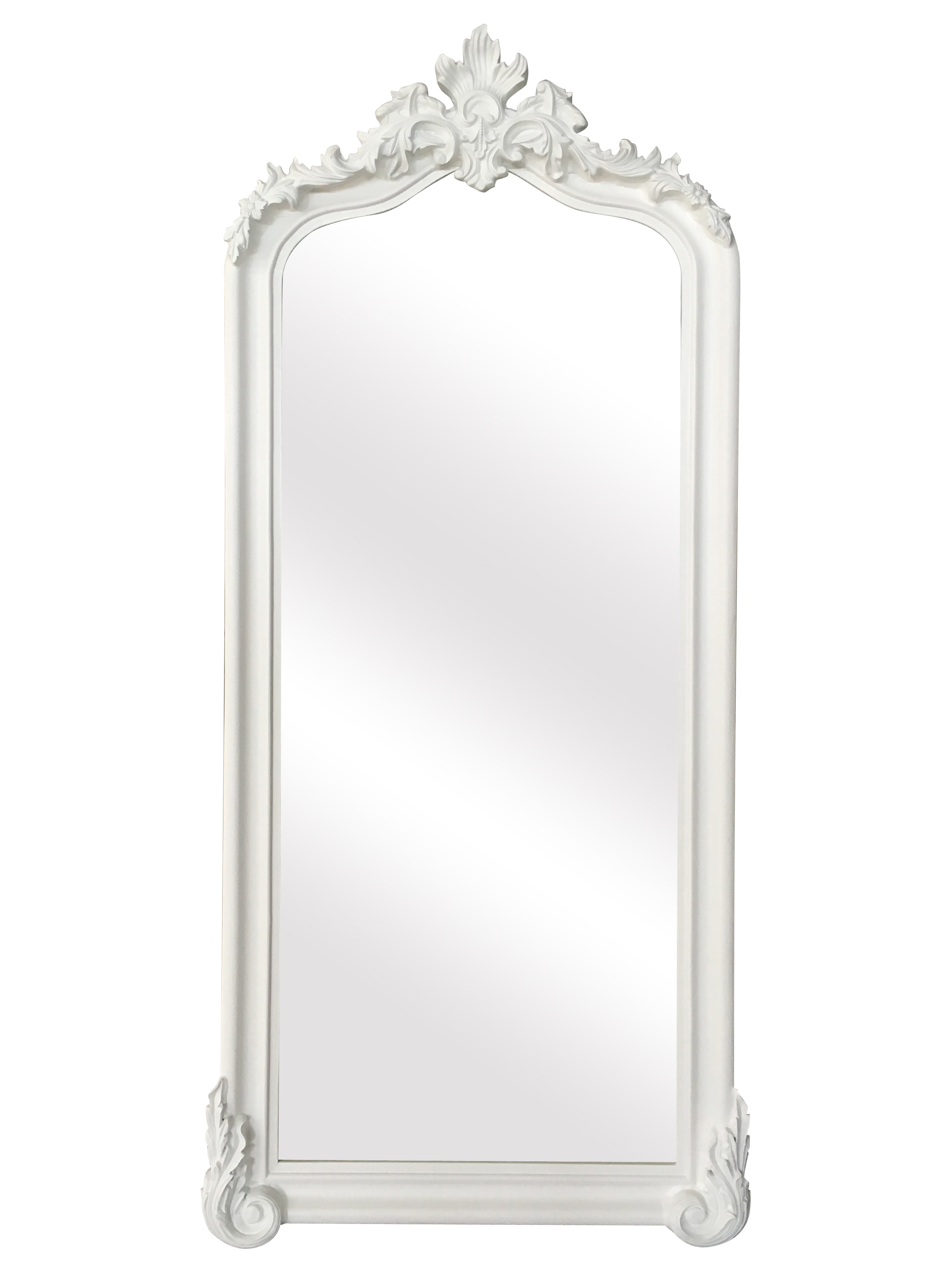 Latest Saylor Wall Mirrors In Balmer Traditional Full Length Mirror (View 13 of 20)
