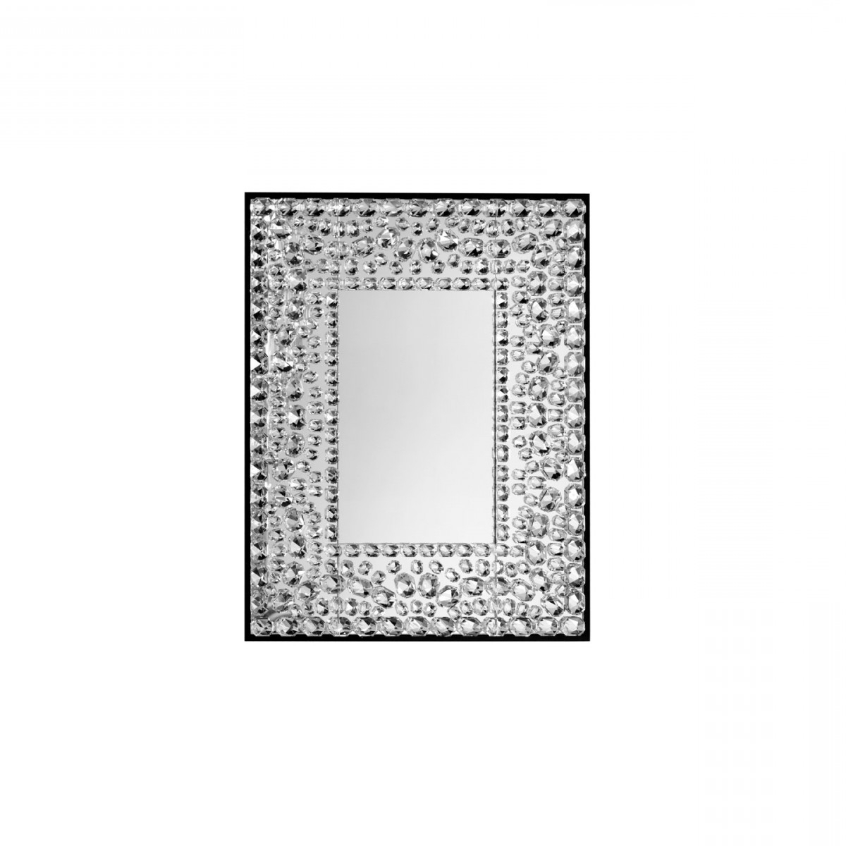Latest Solas Small Wall Mirror – Discontinued Intended For Small White Wall Mirrors (View 13 of 20)