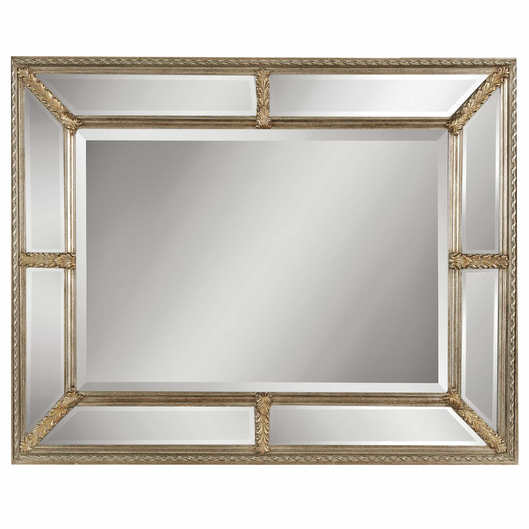 Latest Traditional Wall Mirrors With Regard To Lucinda Traditional Wall Mirroruttermost – 37″ X 49″ (View 13 of 20)