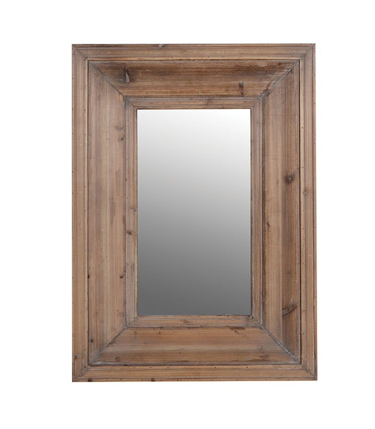 Latest Wood Frame Wall Mirror With Regard To Wood Framed Wall Mirrors (Gallery 17 of 20)