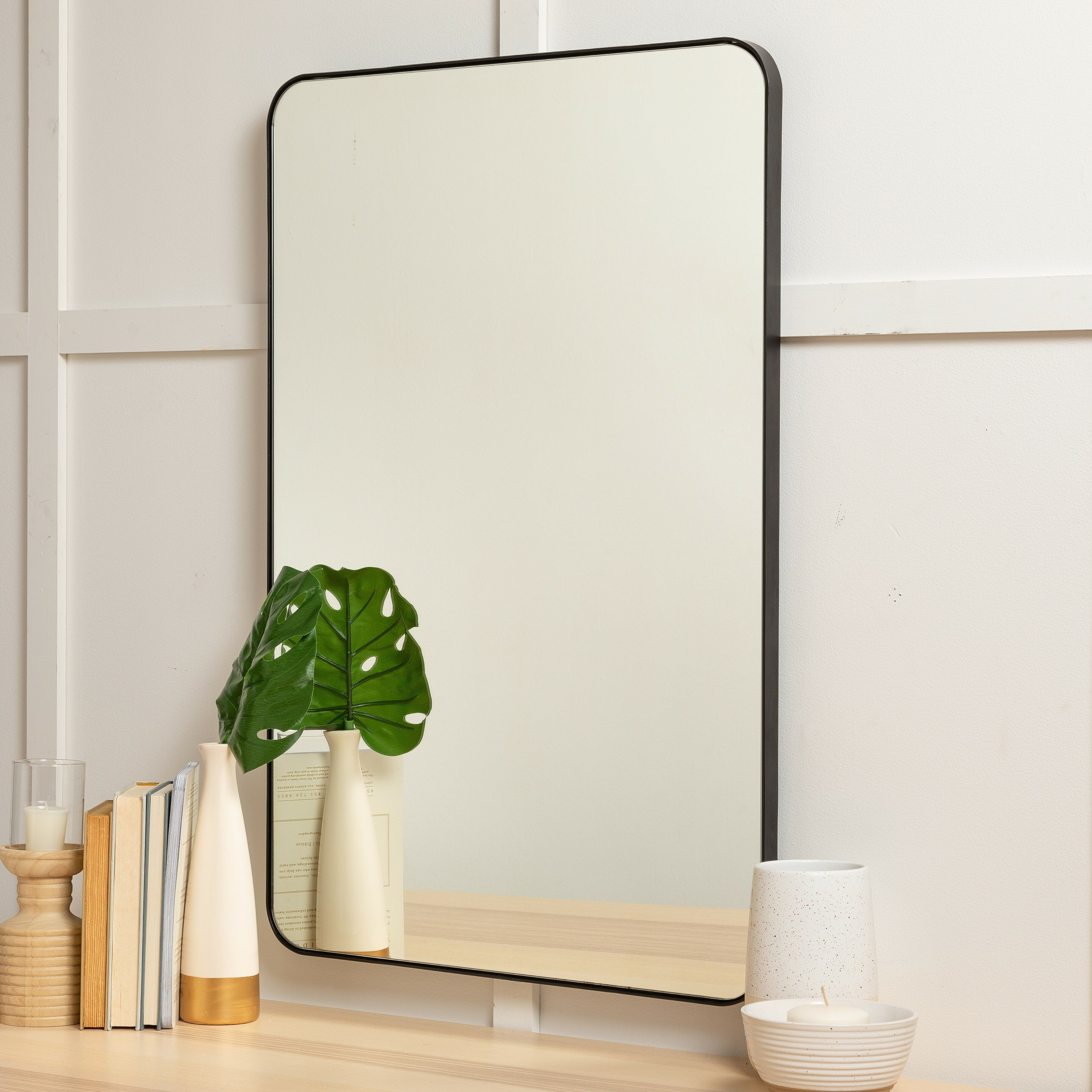 Leverett Wall Mirror In Latest Wavy Wall Mirrors (View 18 of 20)