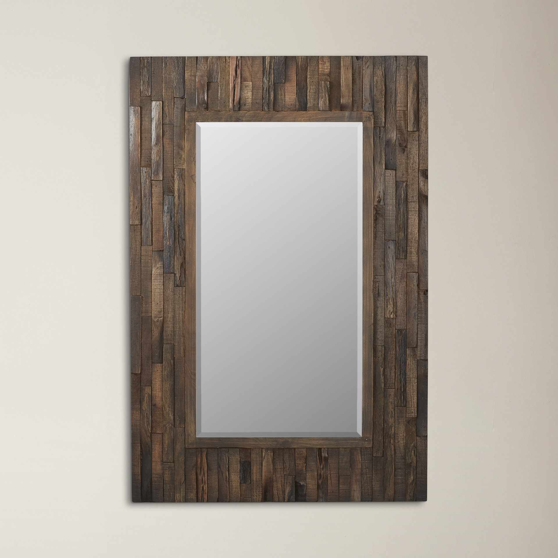 Lewis Rectangular Wall Mirror Within Popular Janie Rectangular Wall Mirrors (Gallery 4 of 20)